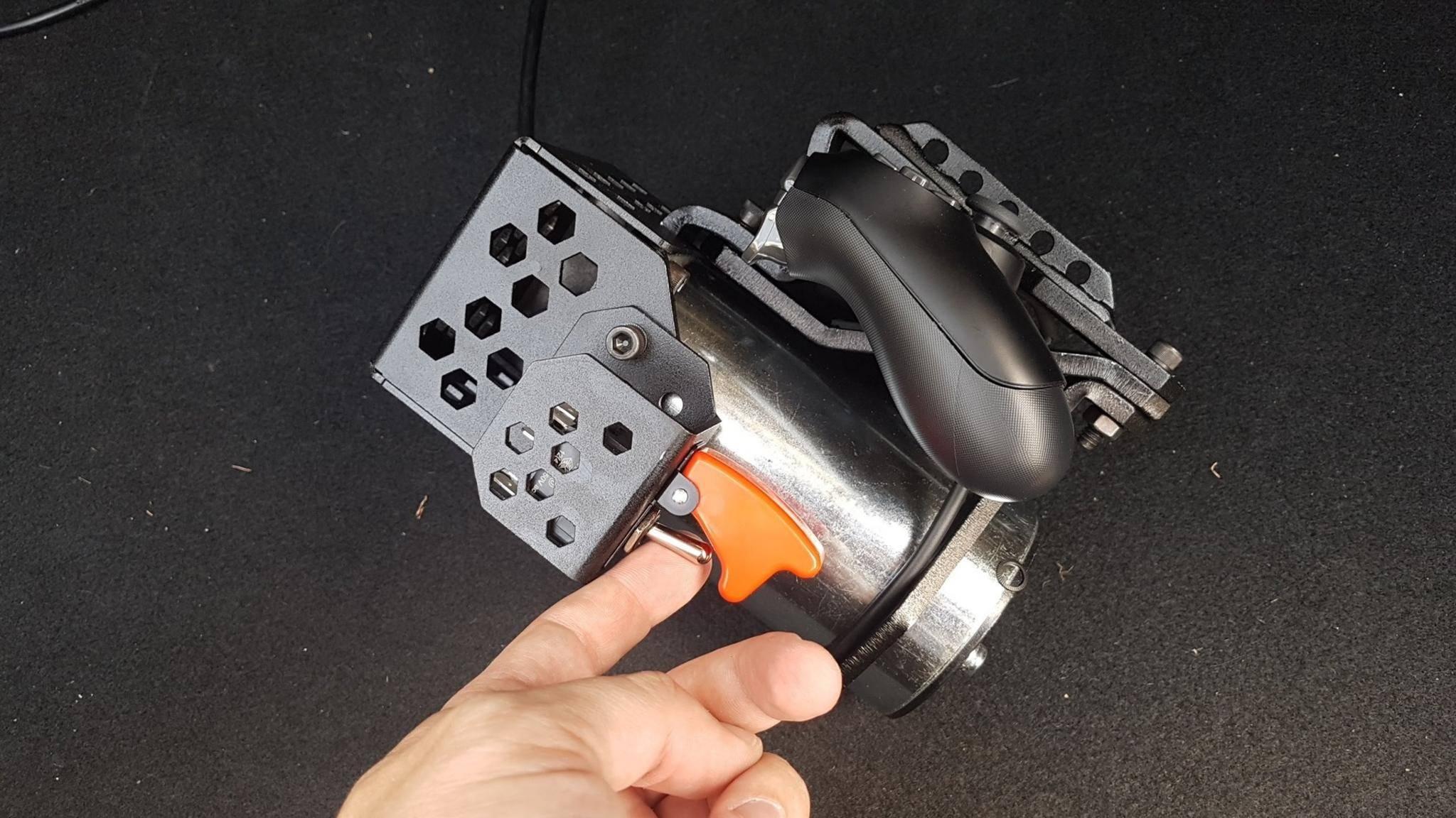 Der Mega-One-Controller-Mod verstärkt die Controller-Vibration um ein Vielfaches.