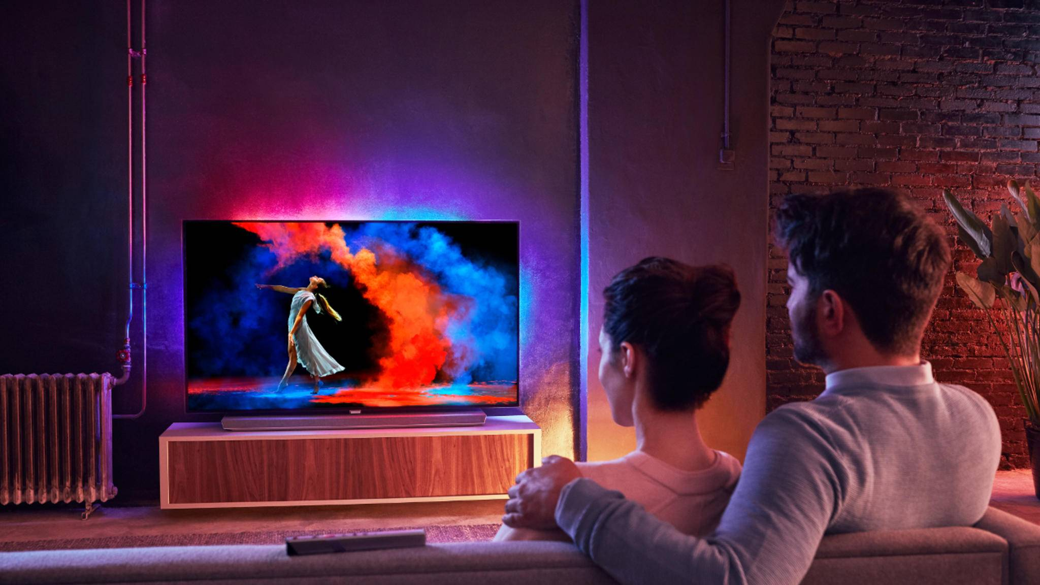 Hersteller wie Philips oder Sony setzen auf das Google-System Android TV.