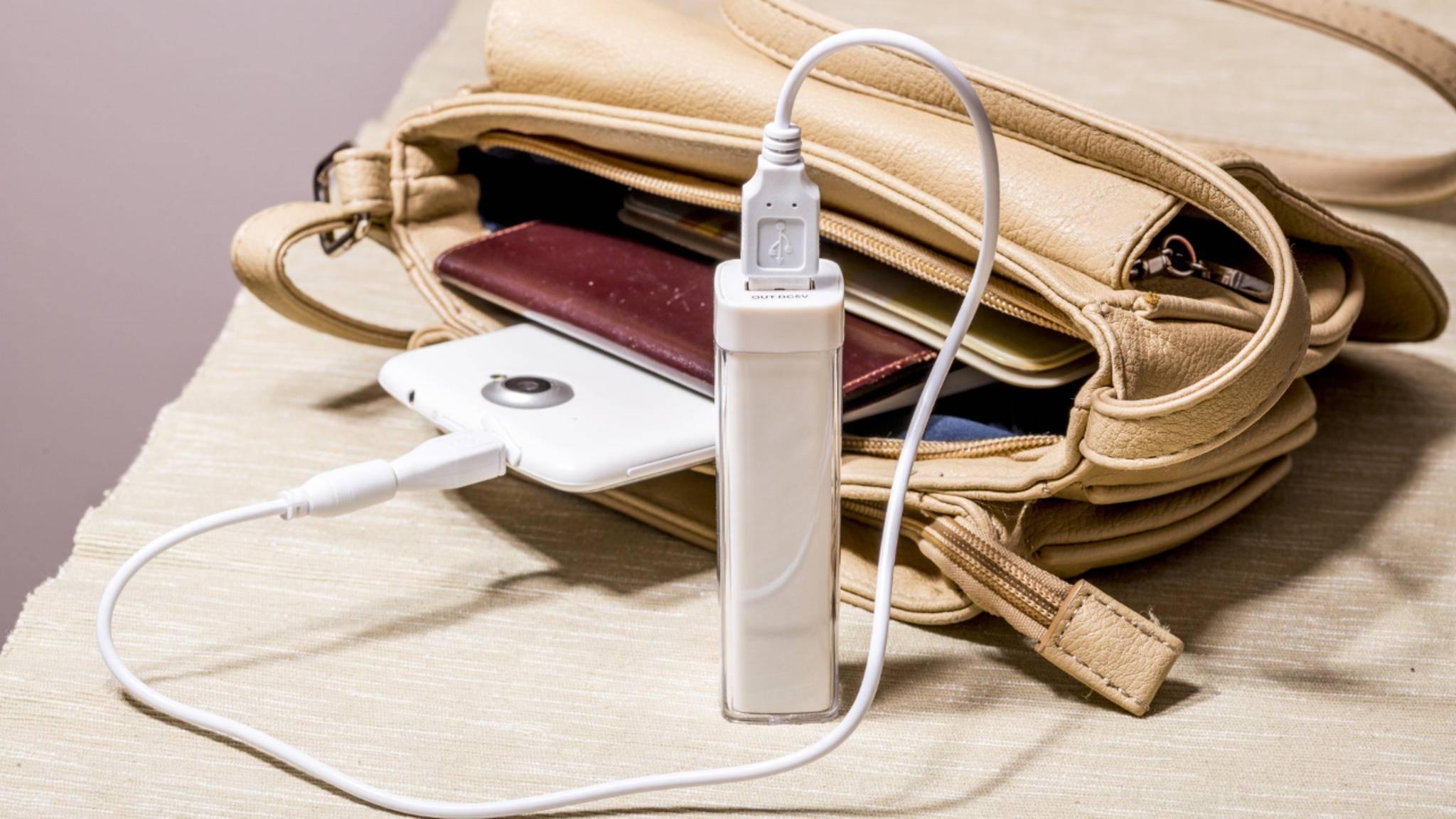Ein Powerbank im Handgepäck: Ist das eigentlich erlaubt?