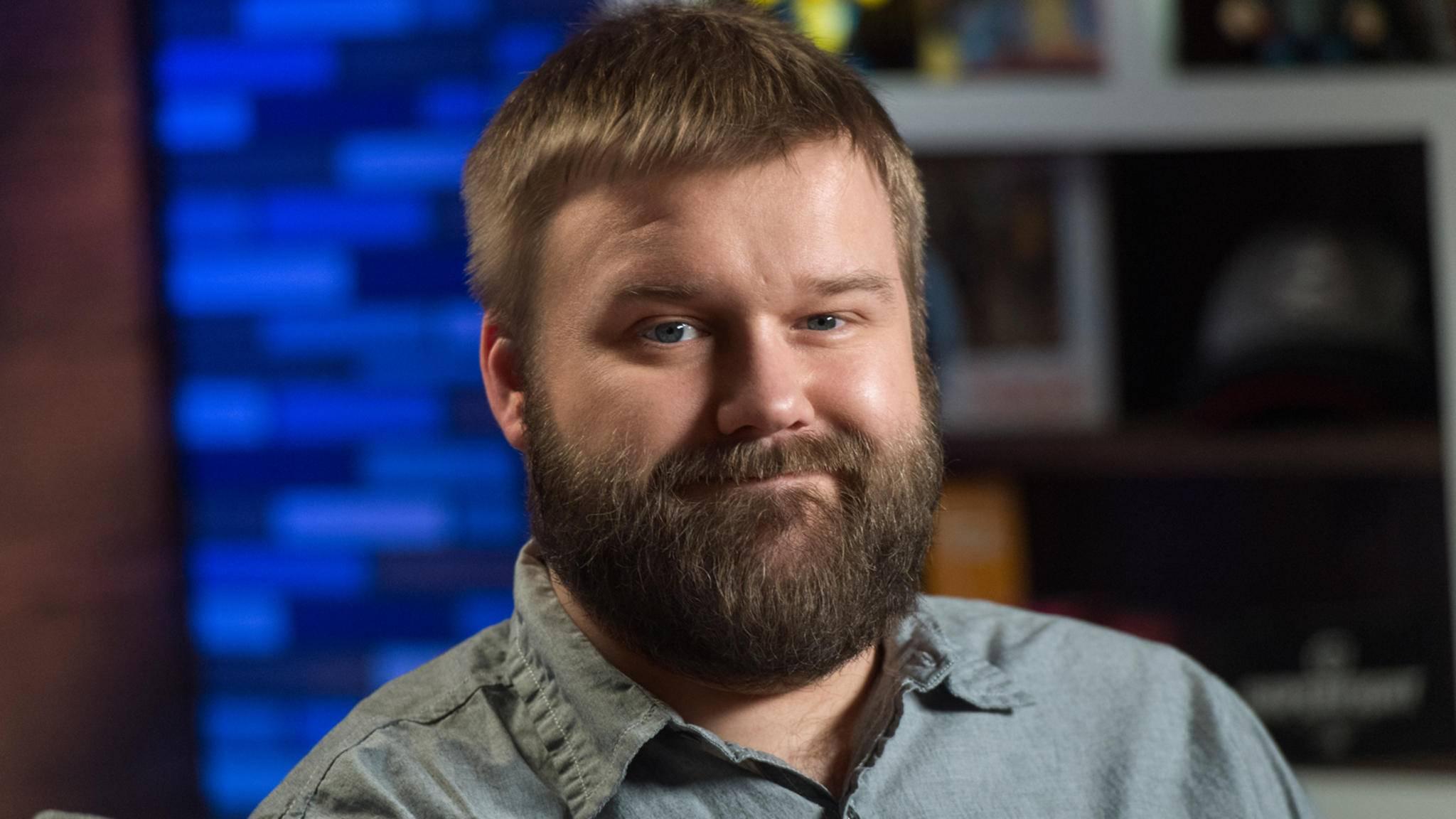 """Robert Kirkman spricht Klartext zu DIESEM """"The Walking Dead""""-Ausstieg."""