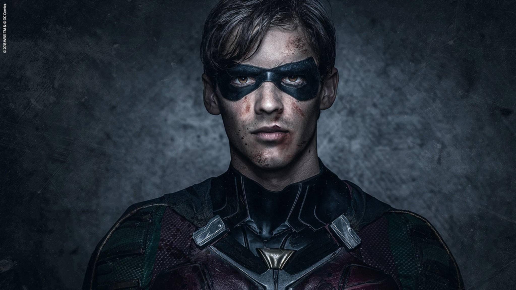 """""""Titans"""" wird die erste Original-Serie, die auf der Streamingplattform DC Universe an den Start geht."""