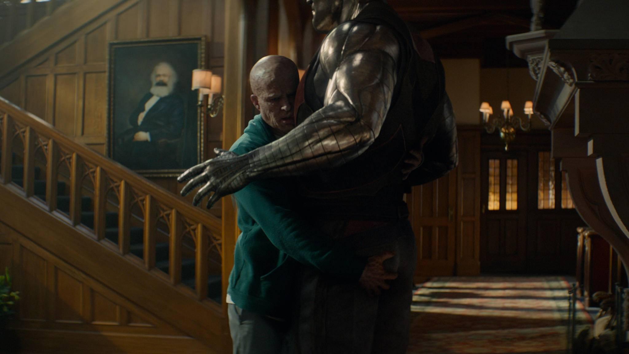 Wir brauchen eine Umarmung: Wann Deadpool auf die Leinwand zurückkehrt ist noch immer völlig unklar.