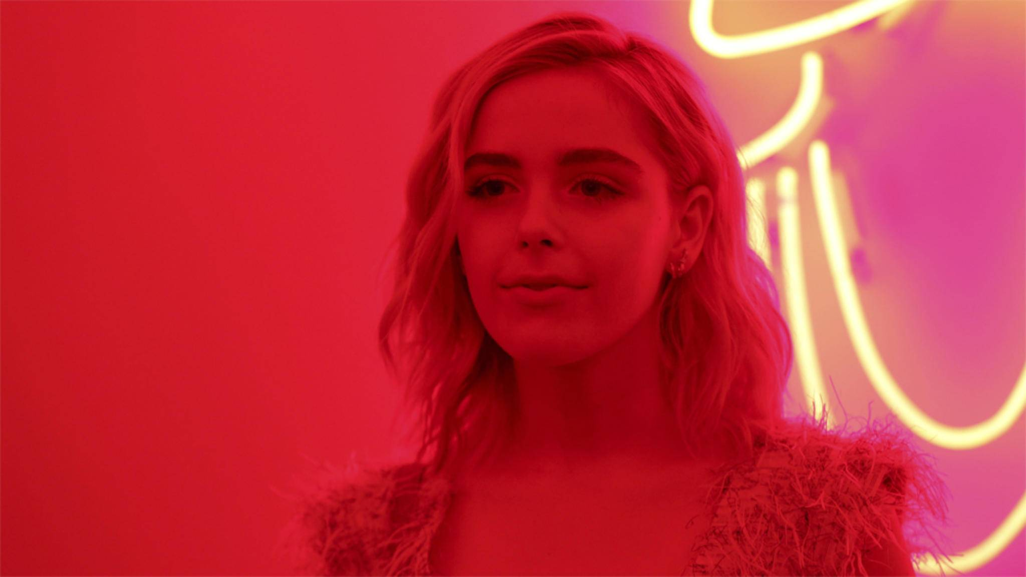 """""""Mad Men""""-Star Kiernan Shipka wird eine horrorlastigere Version von """"Sabrina"""" verkörpern."""