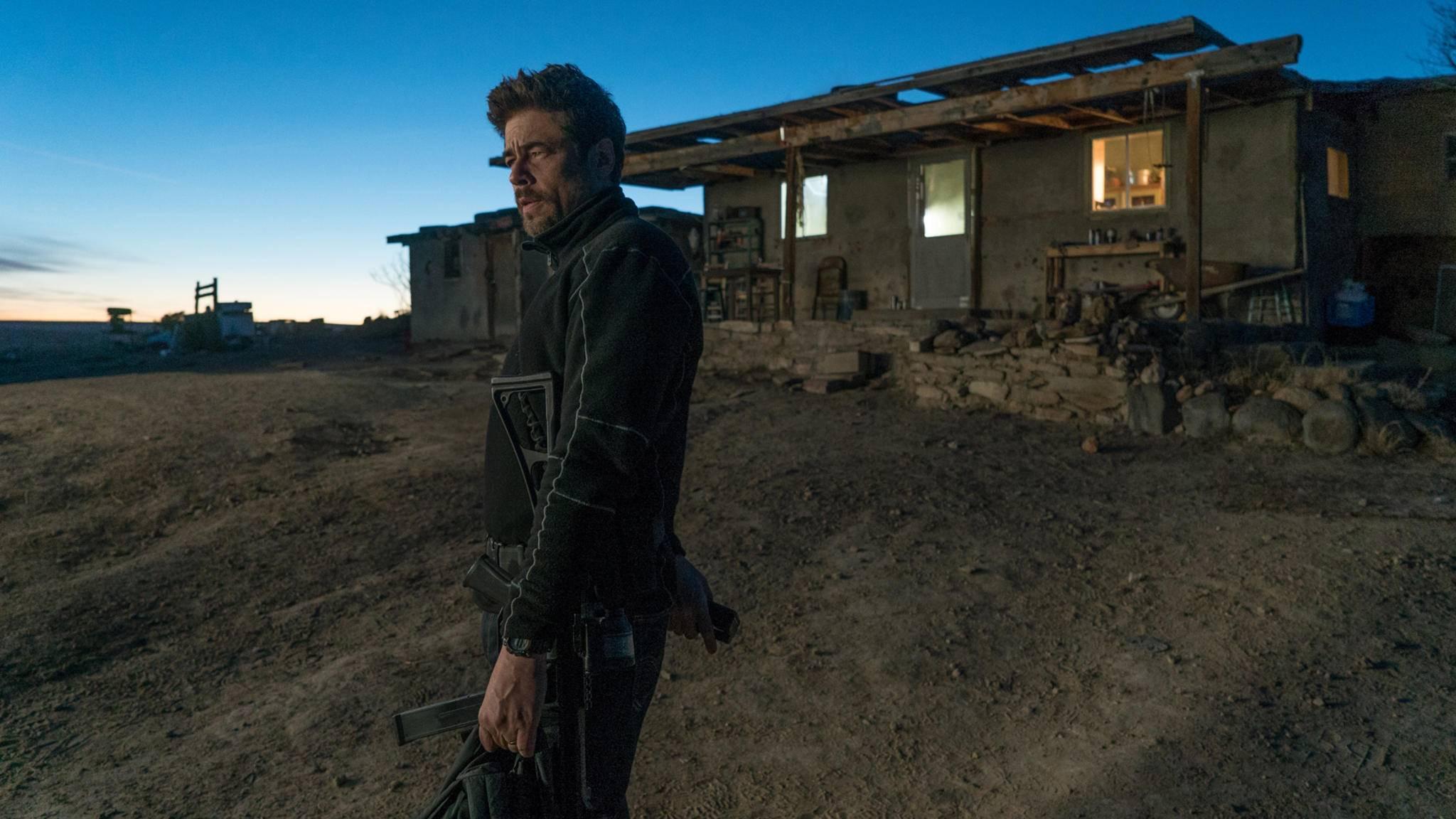 """Kein Ende in Sicht: Geht der Drogenkrieg in """"Sicario 3"""" in die dritte Runde?"""