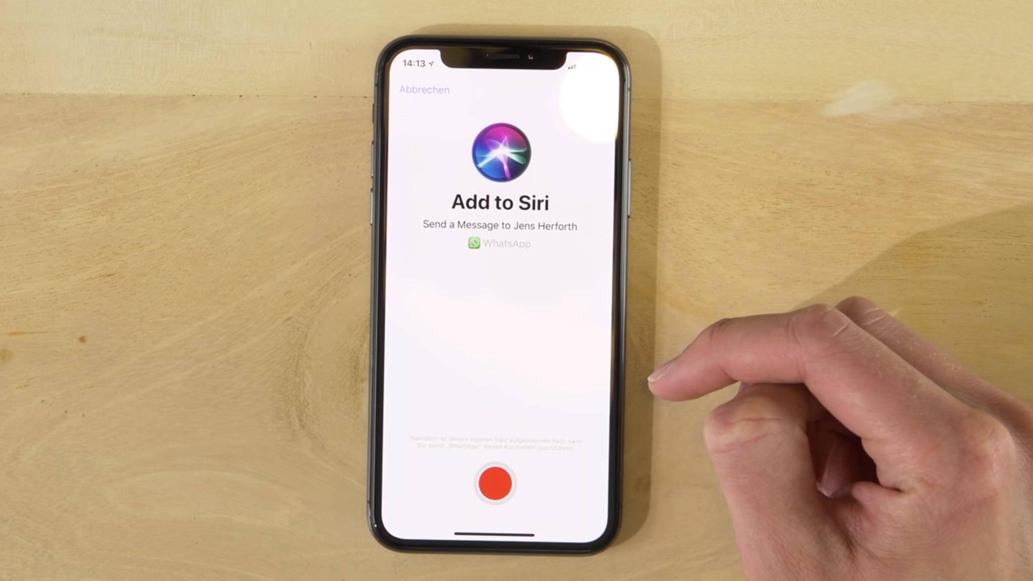 Shortcuts sollen Siri noch mächtiger machen.