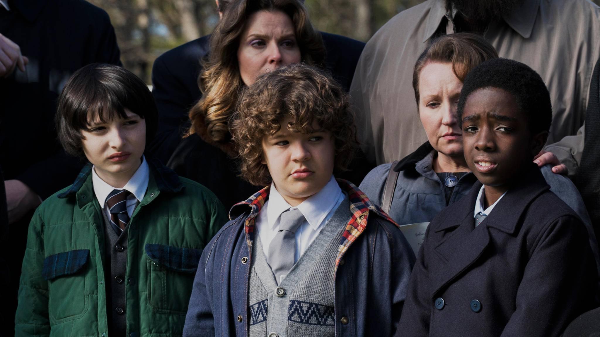 Auch in Staffel 3 müssen Will, Dustin und Lucas von einer Figur Abschied nehmen.