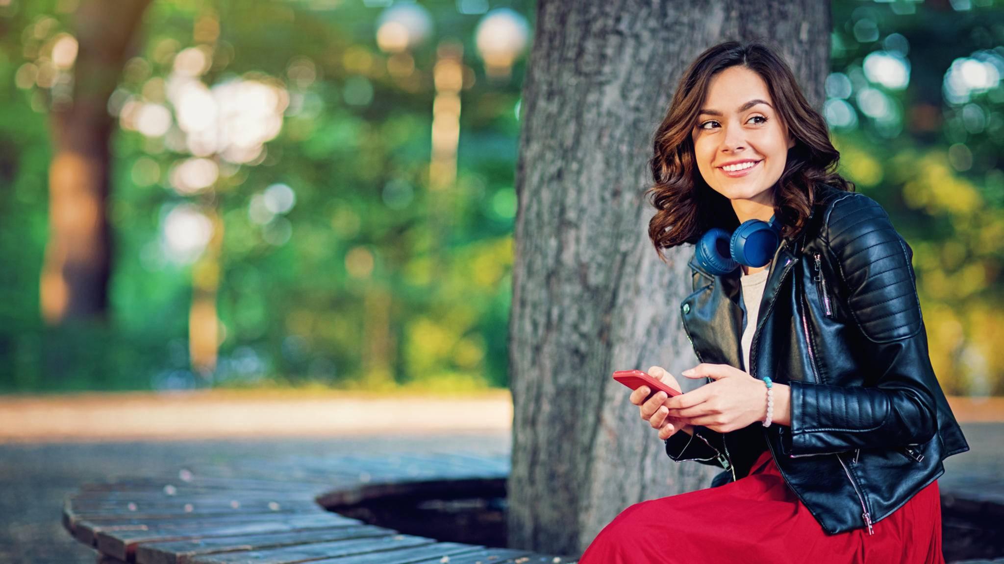 Wer sein Smartphone ausgiebig nutzt, ist mit 5 GB Datenvolumen gut beraten.