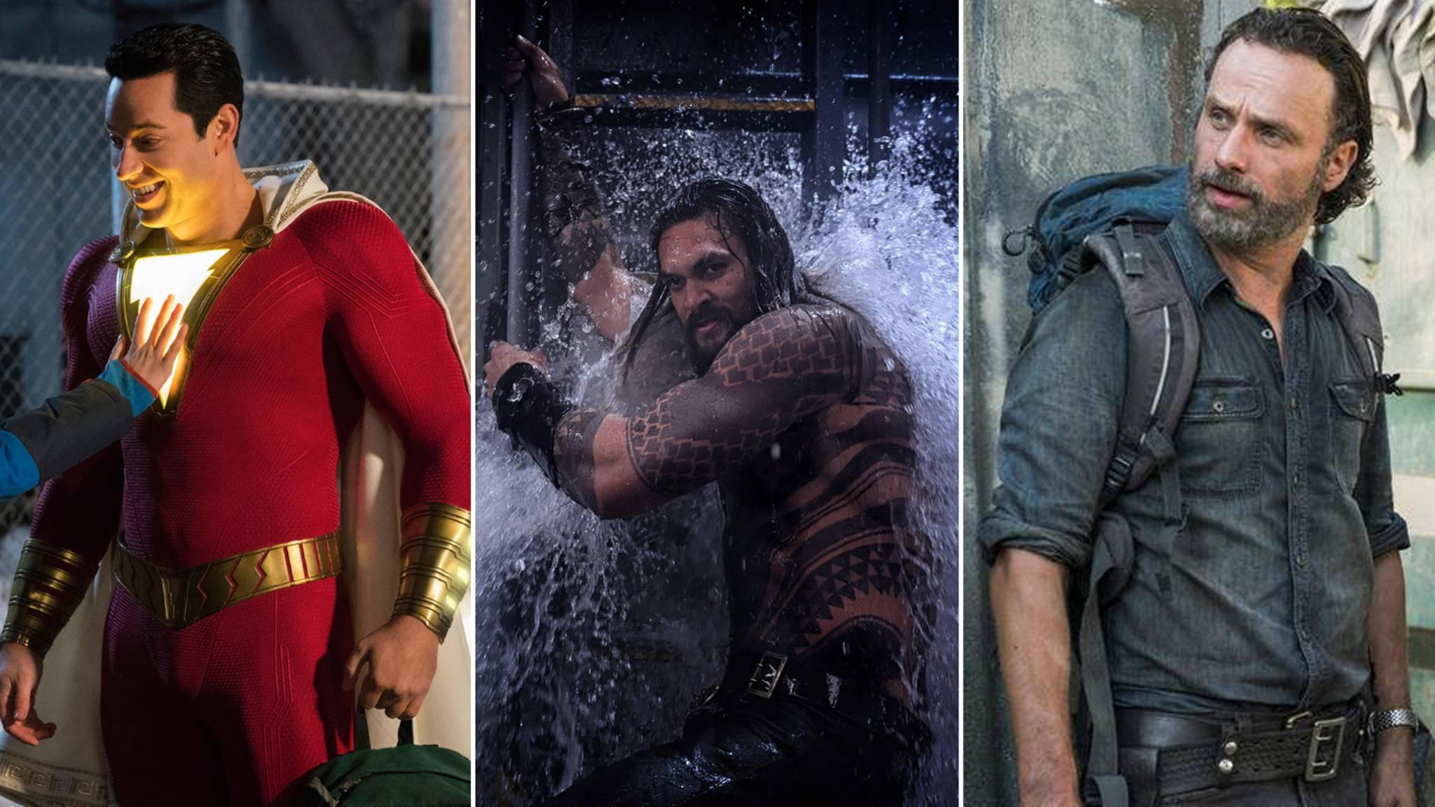 Drei Helden, drei Trailer – doch nur einer konnte mich auf der Comic-Con 2018 wirklich überraschen.
