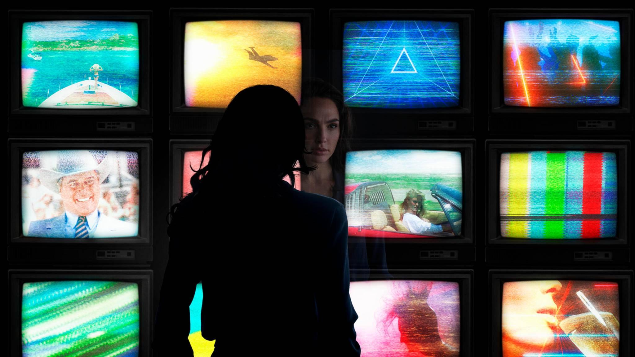 """Die Spannung steigt: Der erste Trailer zu """"Wonder Woman 1984"""" geht bald auf Sendung."""