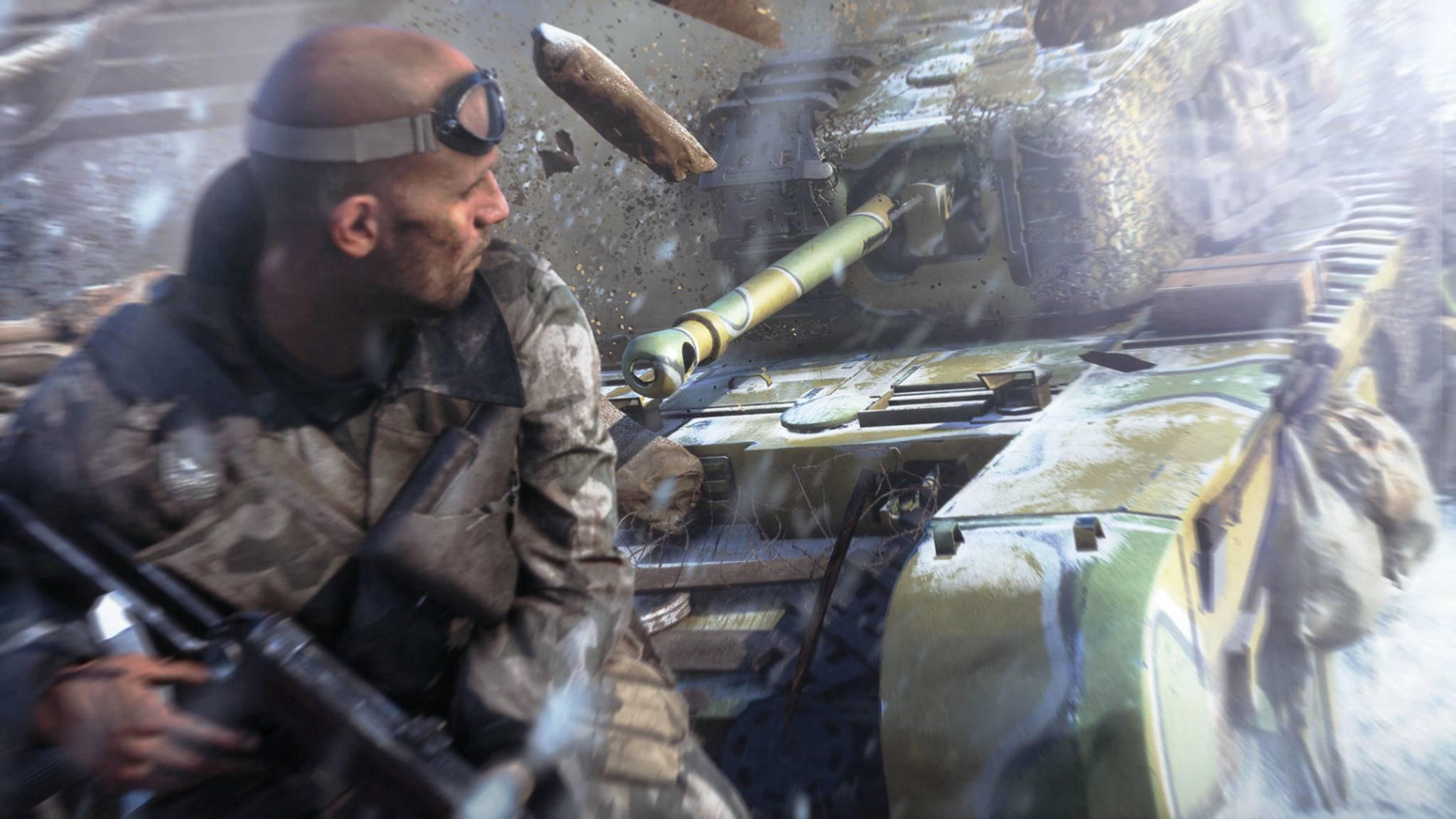 """Geduld: Es könnte weitere Alpha-Tests zu """"Battlefield 5"""" geben."""
