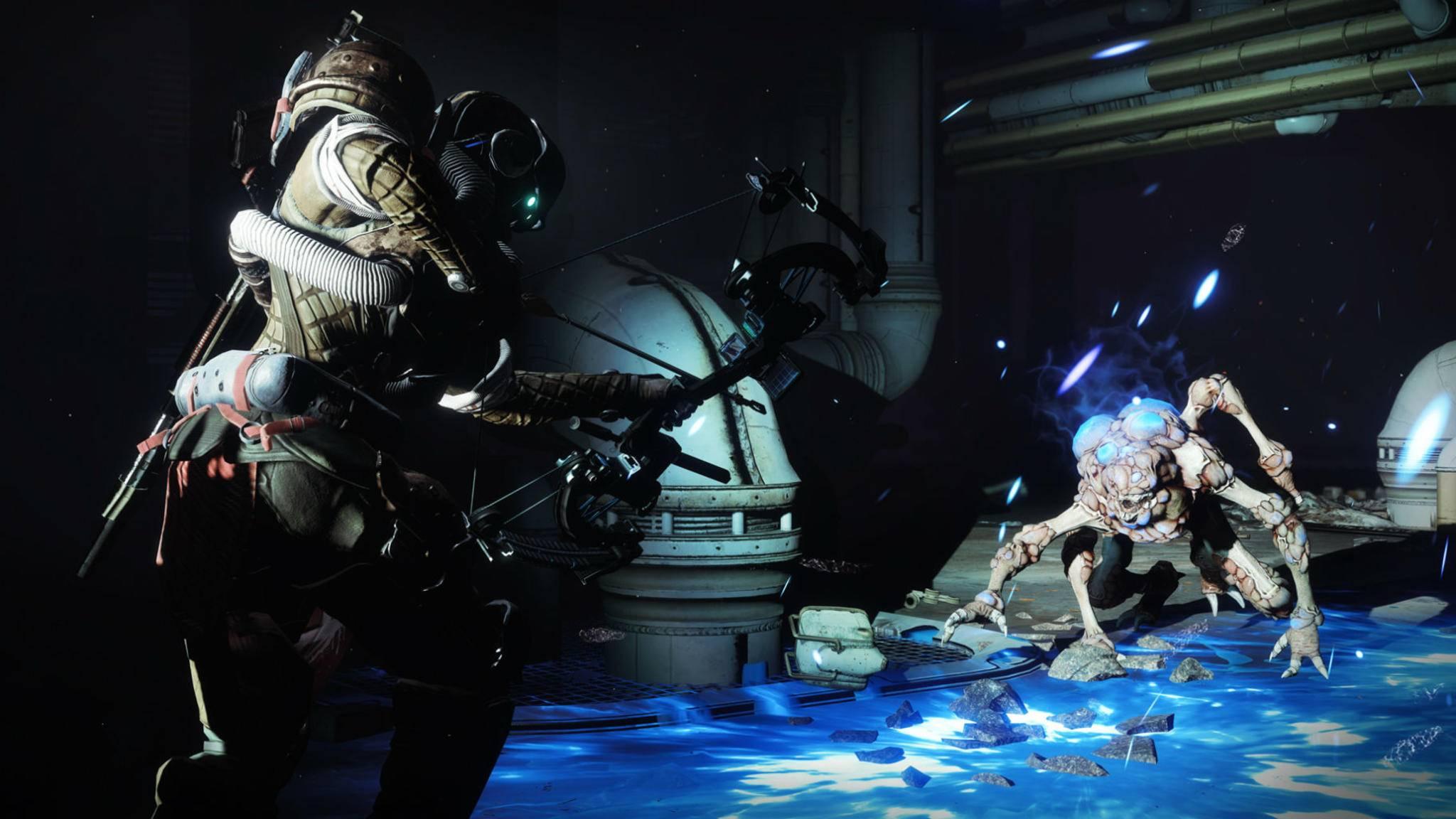"""Der Hohn ist die neue gegnerische Fraktion in """"Destiny 2: Forsaken""""."""