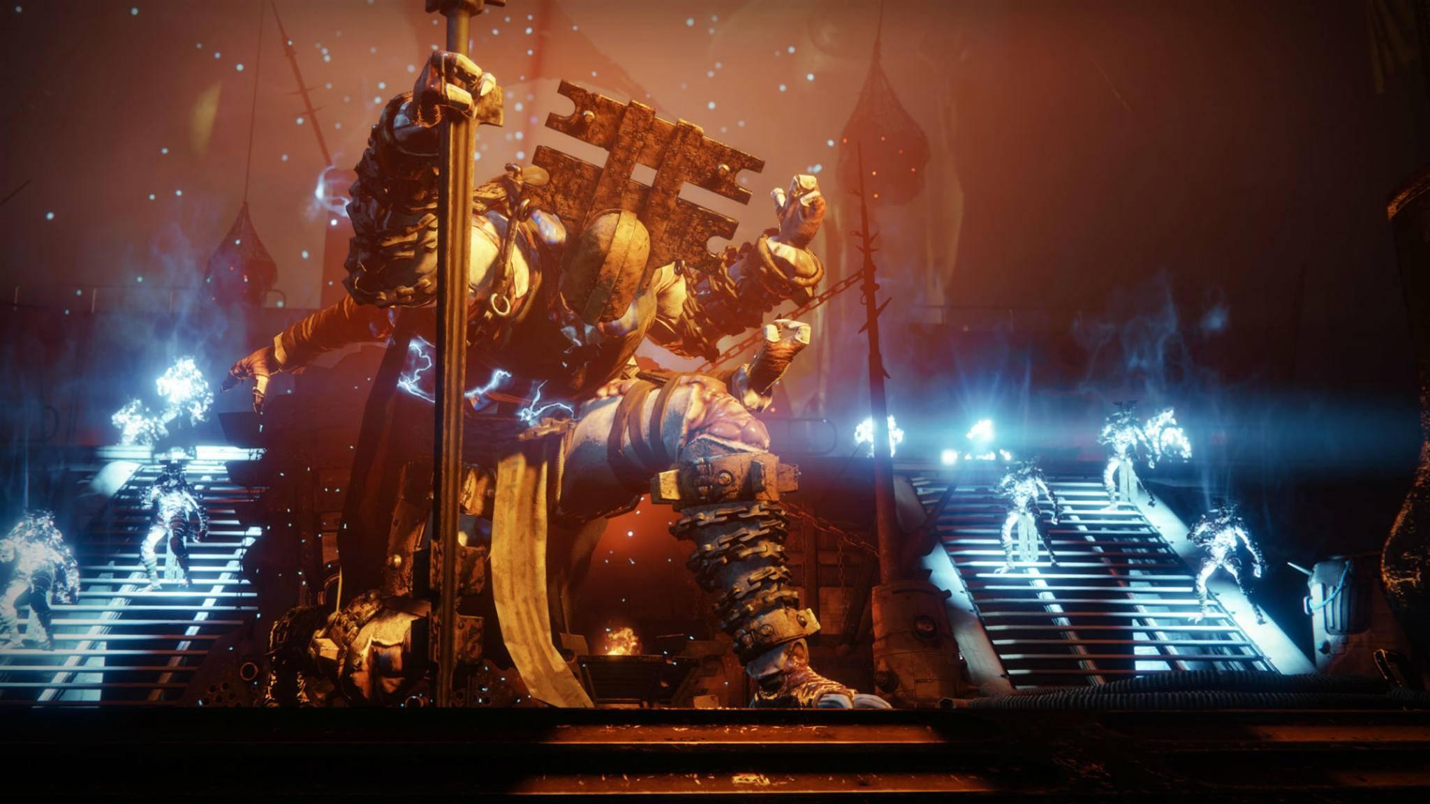 """Die """"Destiny 2: Forsaken – Legendary Collection"""" bringt alle bisherigen Erweiterungen mit."""