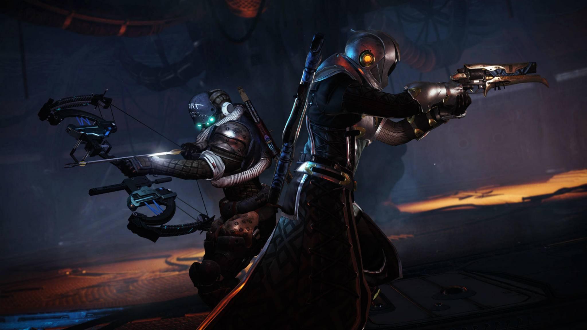 """Mit """"Destiny 2"""" wird ein einzigartiger Science-Fiction-Shooter kostenlos spielbar."""