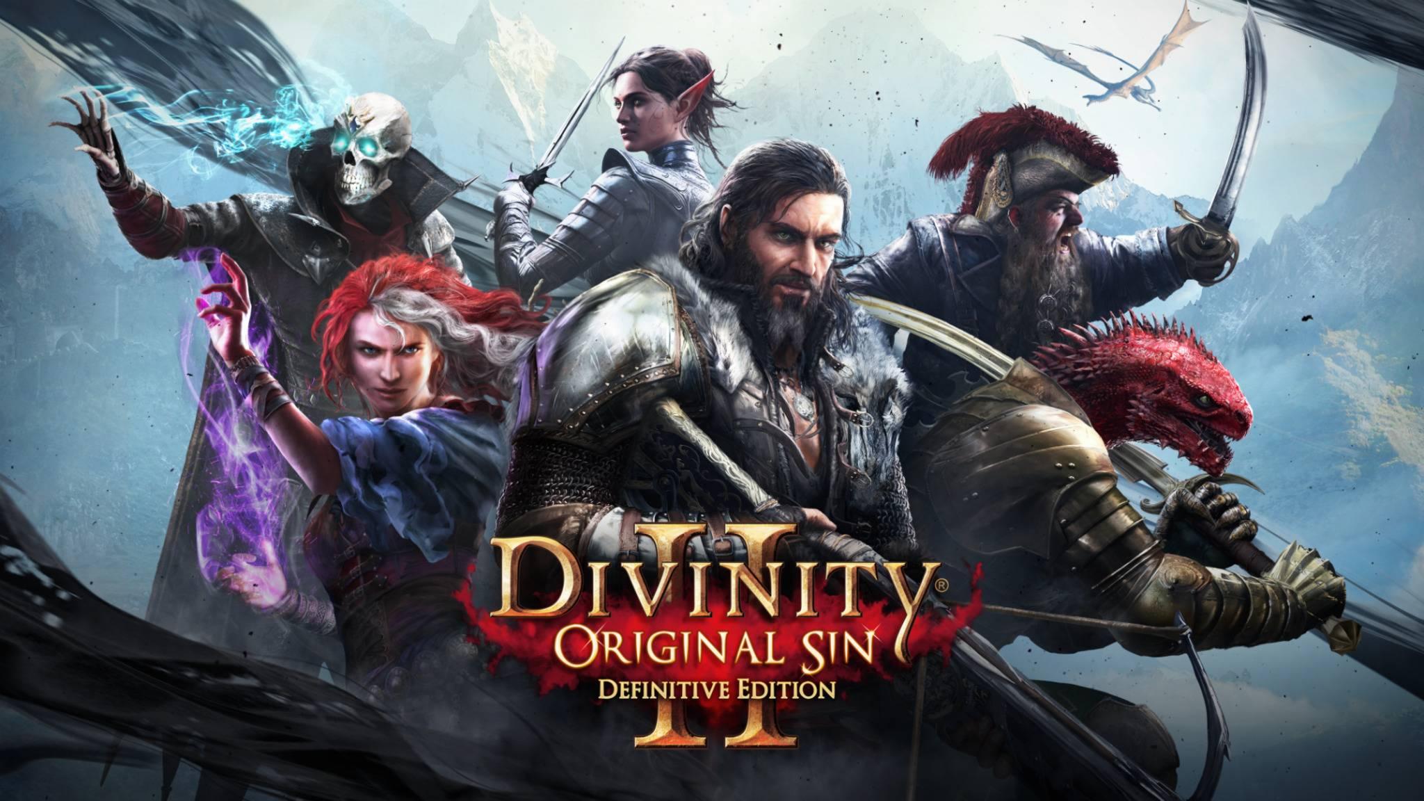 """Kommt jetzt für PS4 & Xbox One auf den Markt: """"Divinity: Original Sin 2""""."""