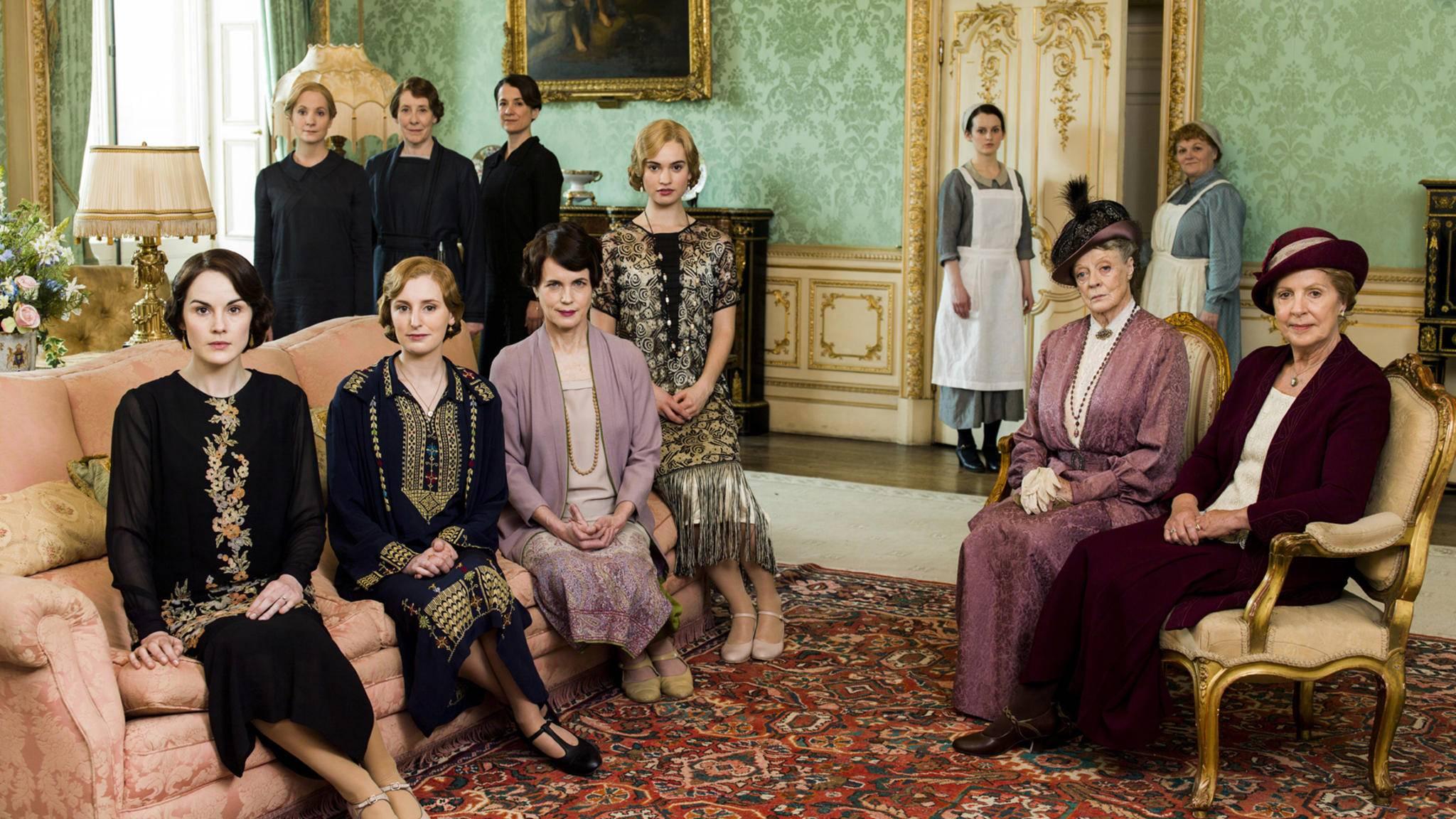 """Ein weiterer """"Downton Abbey""""-Film scheint nicht ausgeschlossen zu sein."""