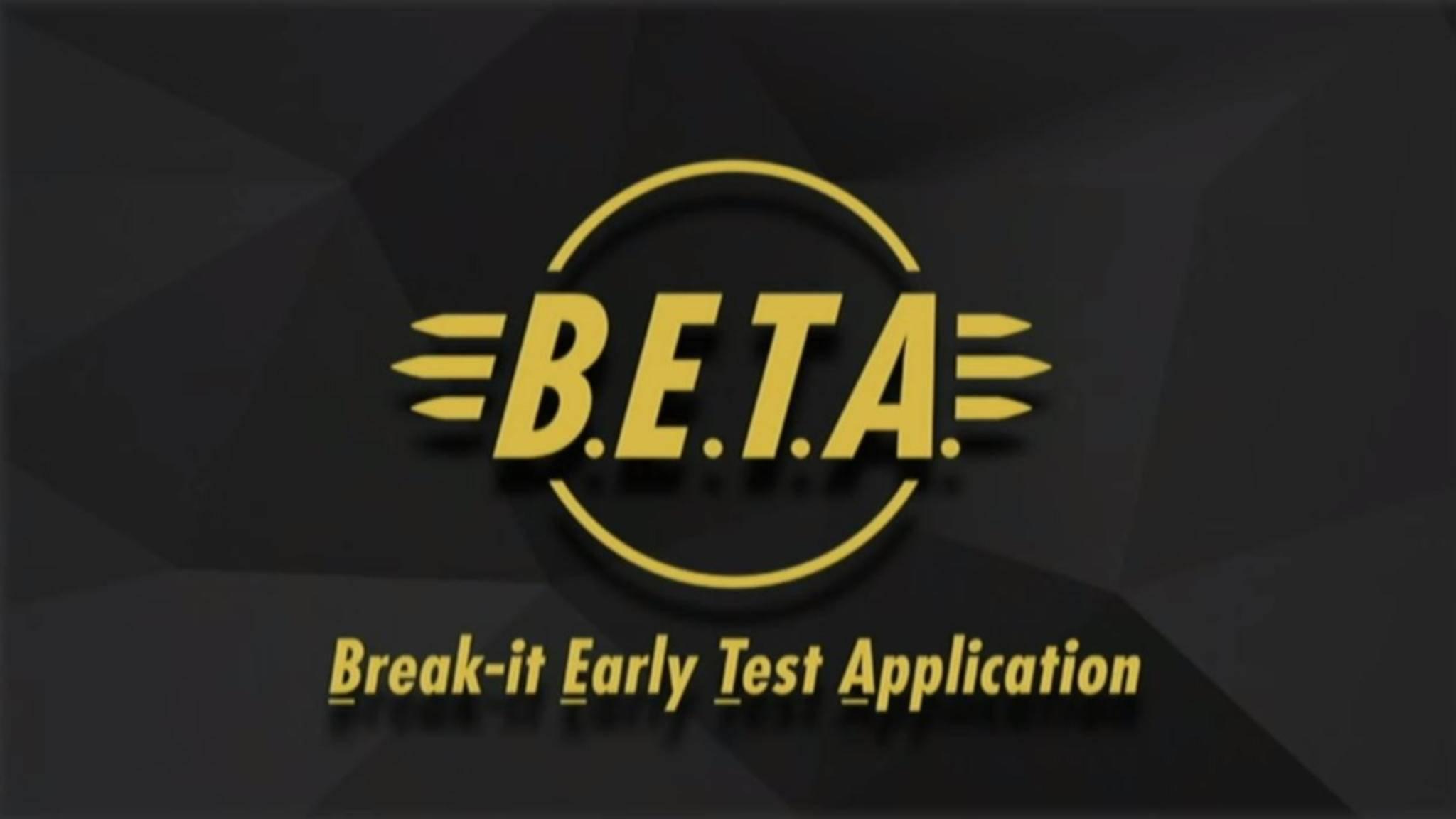 """Mit etwas Glück schaffst Du es vielleicht in die Beta vor der Beta in """"Fallout 76""""."""