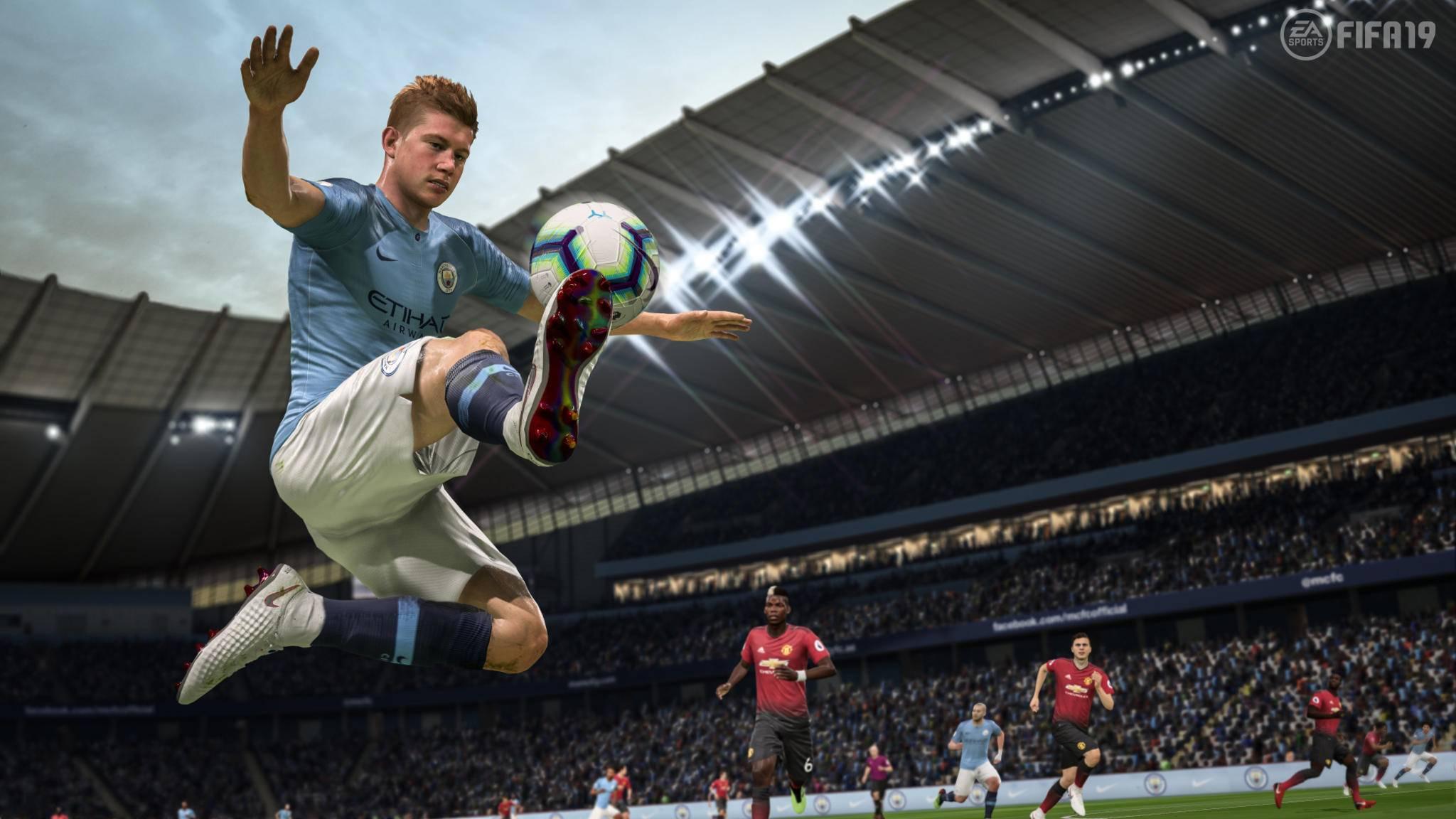 """Gamescom-Preview: Spielt sich """"FIFA 19"""" wirklich anders?"""