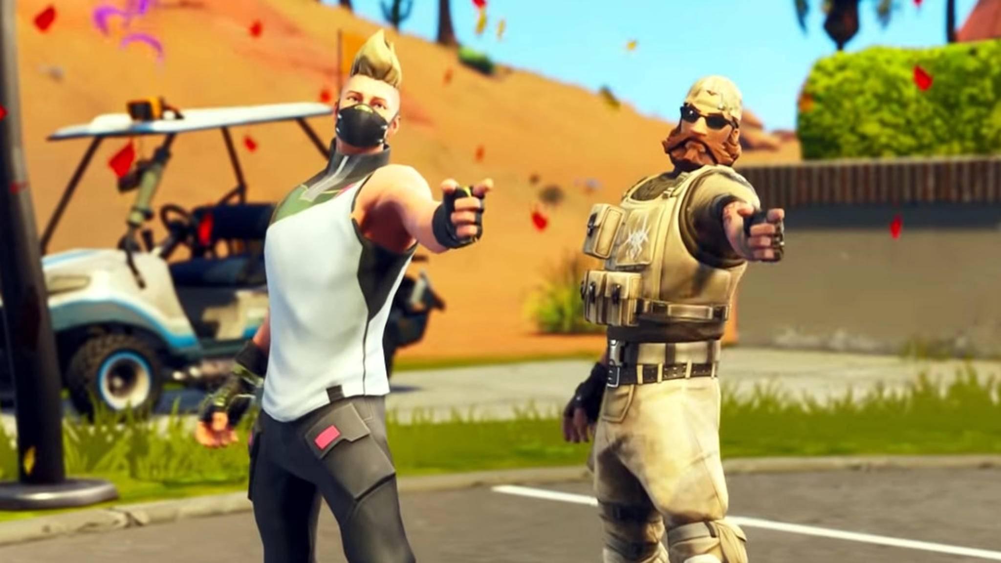 """Epic Games will Google nichts von den """"Fortnite""""-Einnahmen abgeben."""