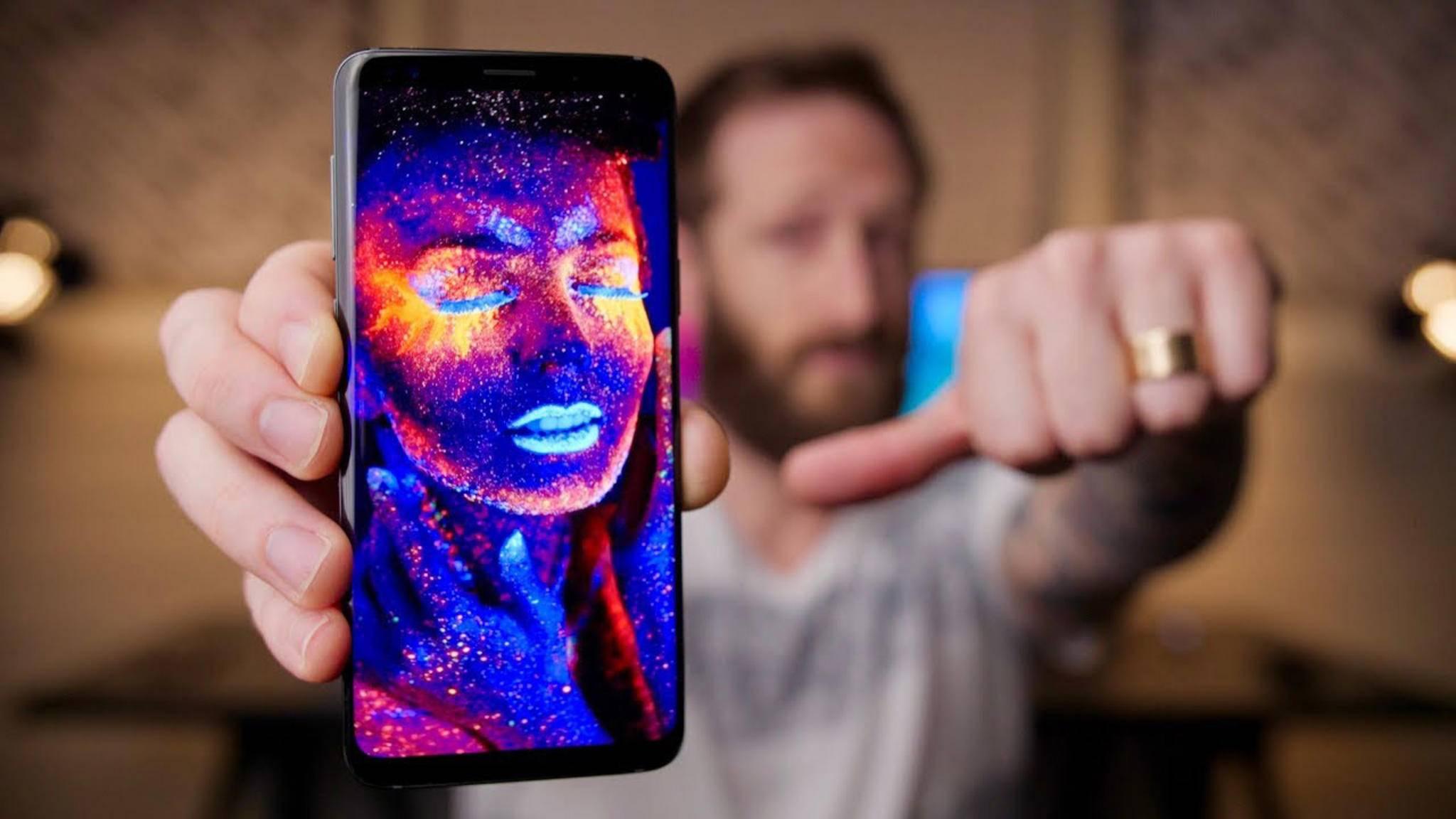 Die aktuellen Verkaufszahlen des Galaxy S9 dürften die Verantwortlichen bei Samsung beunruhigen.