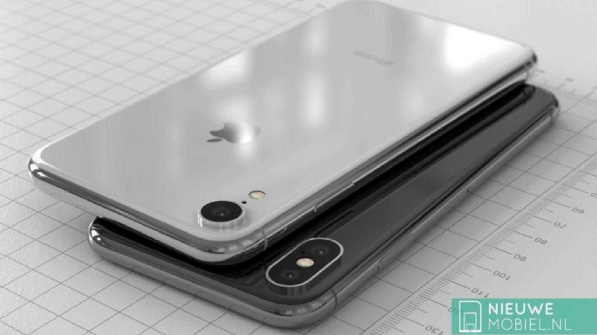Das iPhone XS soll mindestens 909 Euro kosten.