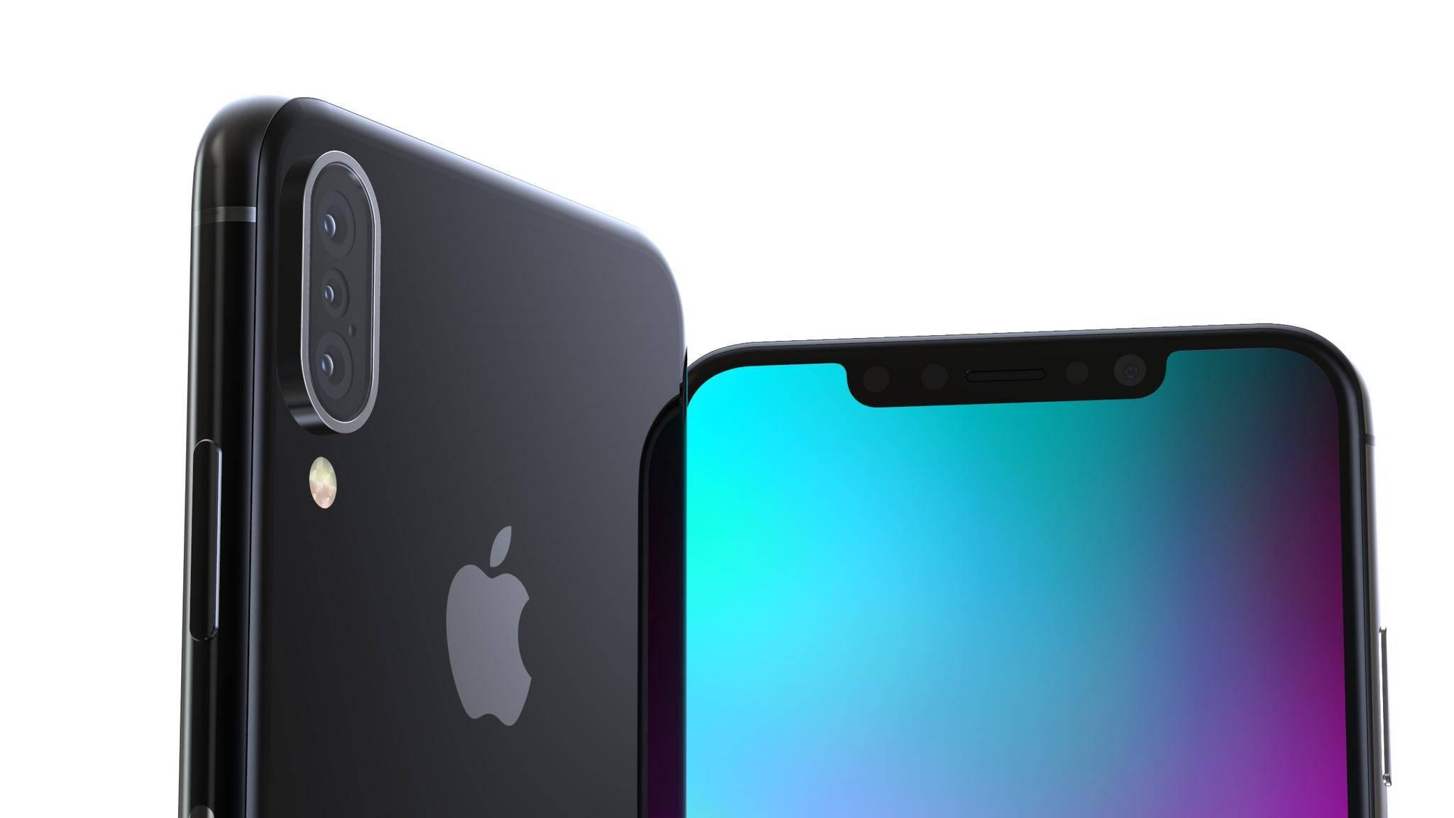 Die neuen 2018er iPhone-Modelle könnten schnelleres Wireless Charging bieten.