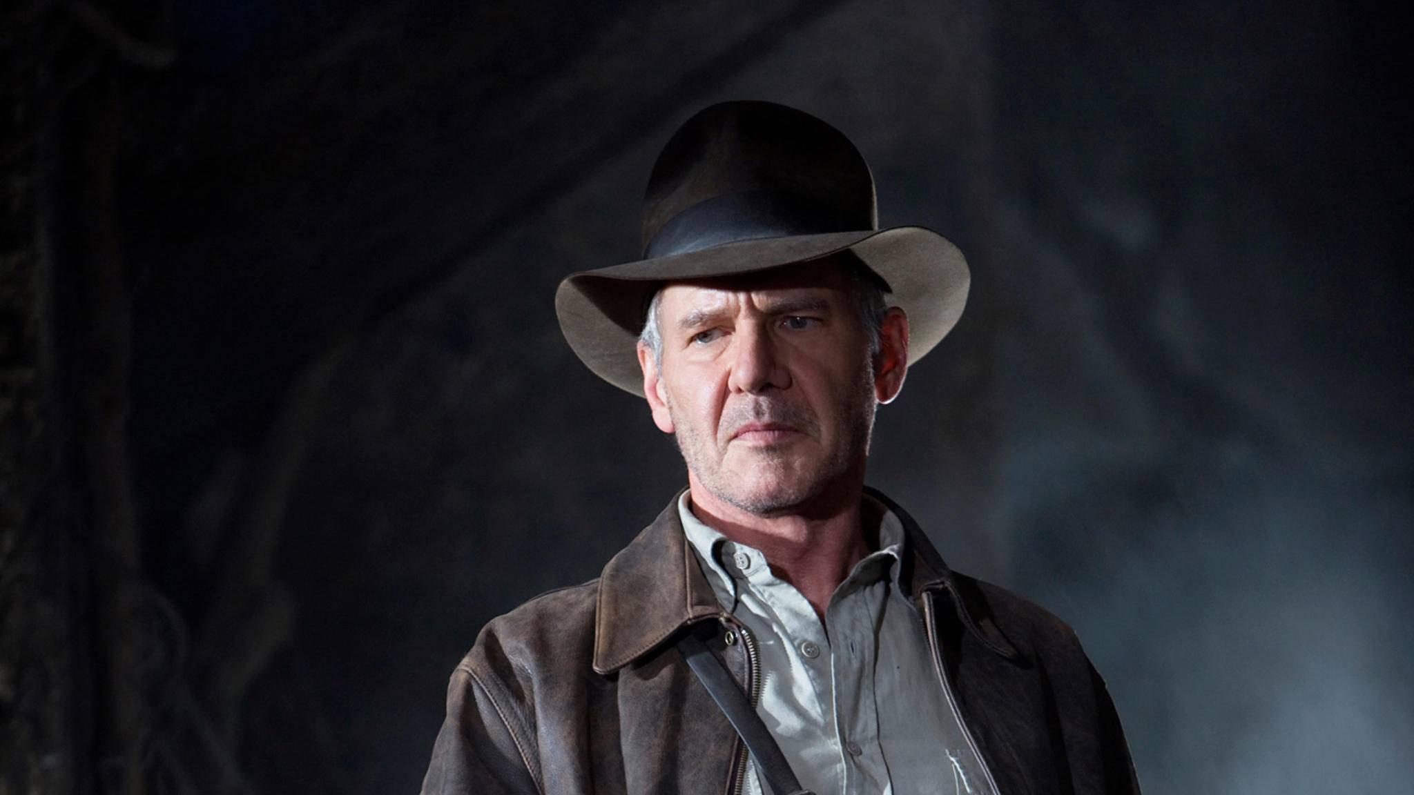 """So kennen wir ihn: """"Indiana Jones"""" ist der Mann fürs Grobe."""