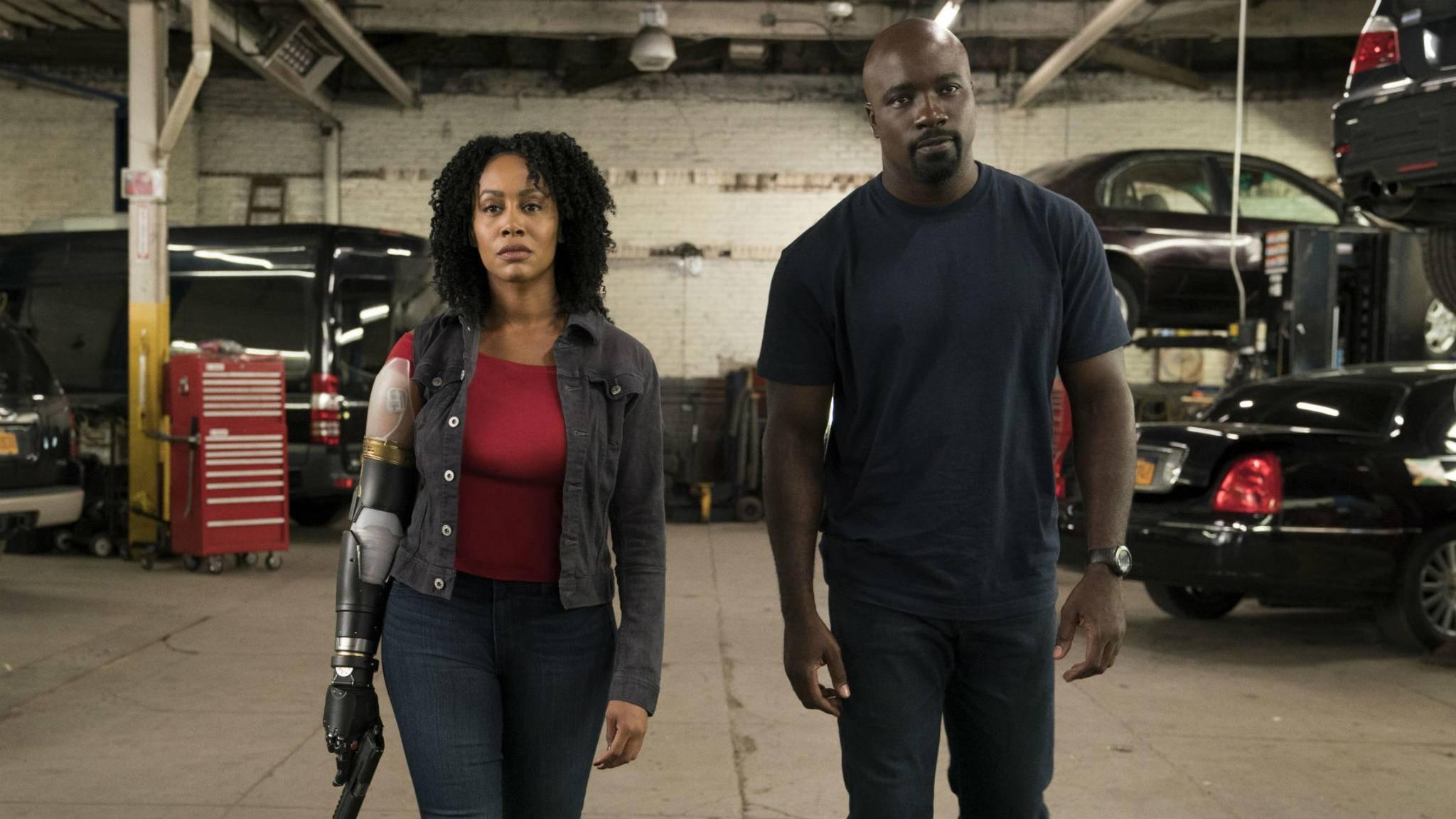 Misty und Luke werden vorerst nicht wieder gemeinsam zuschlagen. Aber wer ist schuld am Serien-Aus?