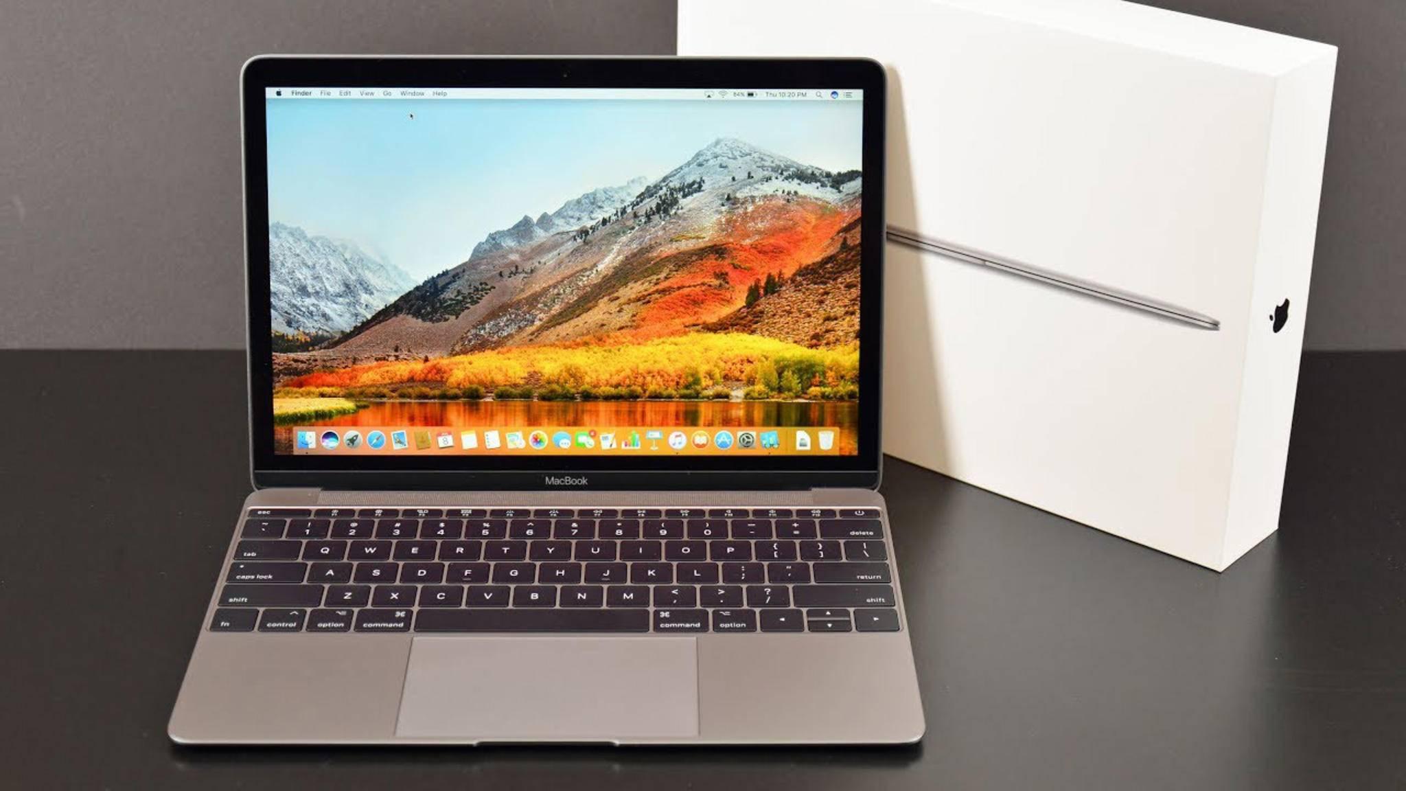 Ein Nachfolger des 12-Zoll-MacBooks soll mit einem Apple-ARM-Chip ausgestattet werden.