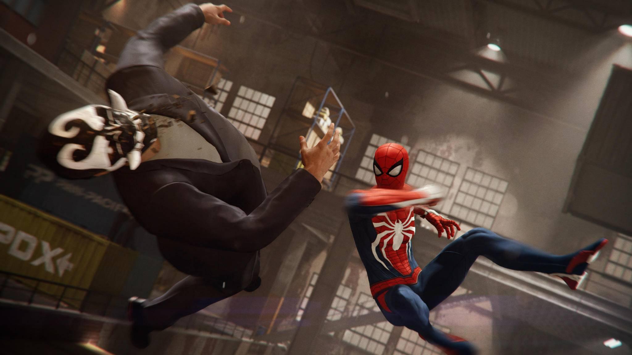 Spider-Mans Erzfeind hat wohl keinen Auftritt im neuen PS4-Spiel.