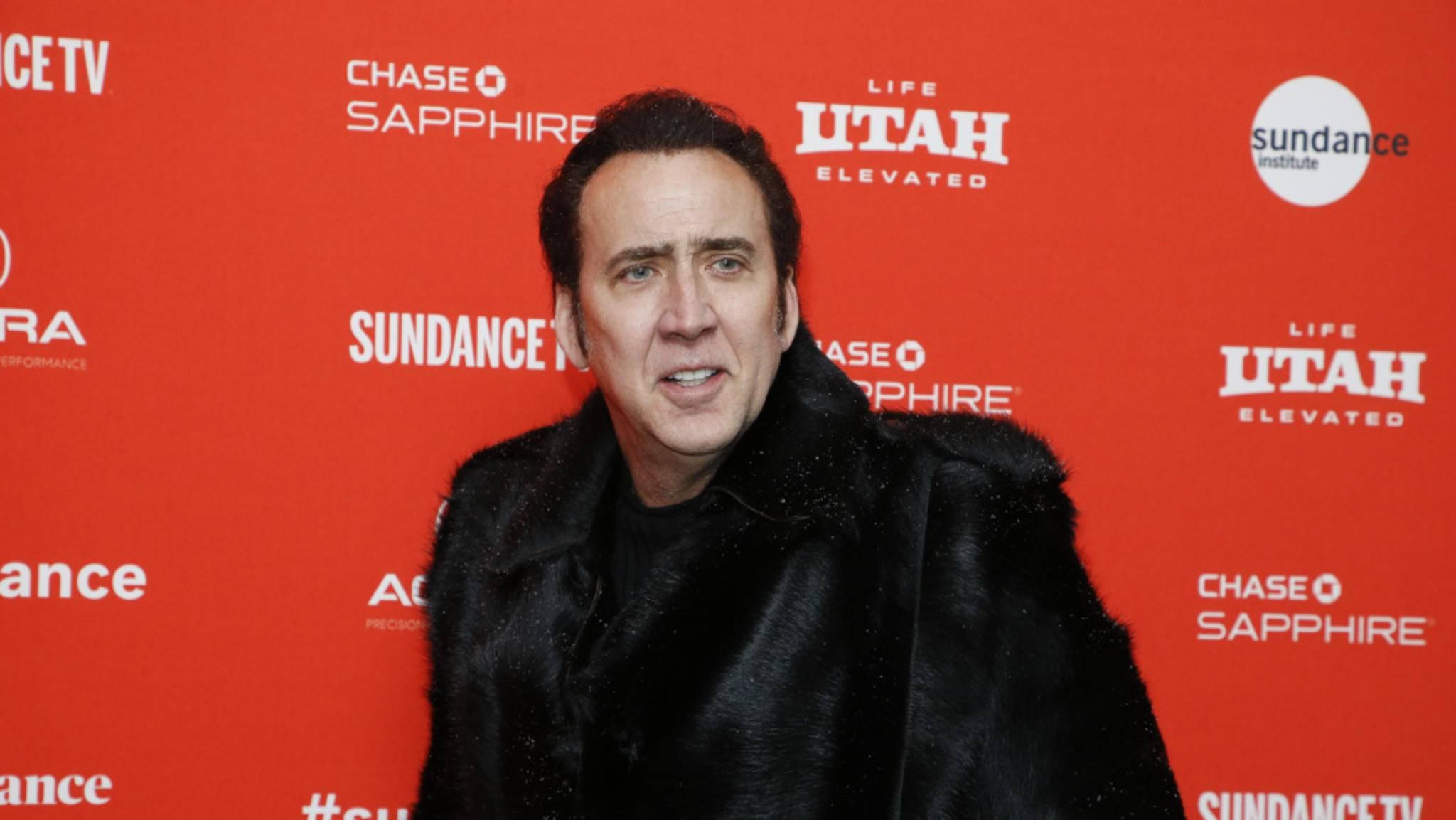 Nicolas Cage verkörpert bald eine etwas andere Version von Spider-Man.