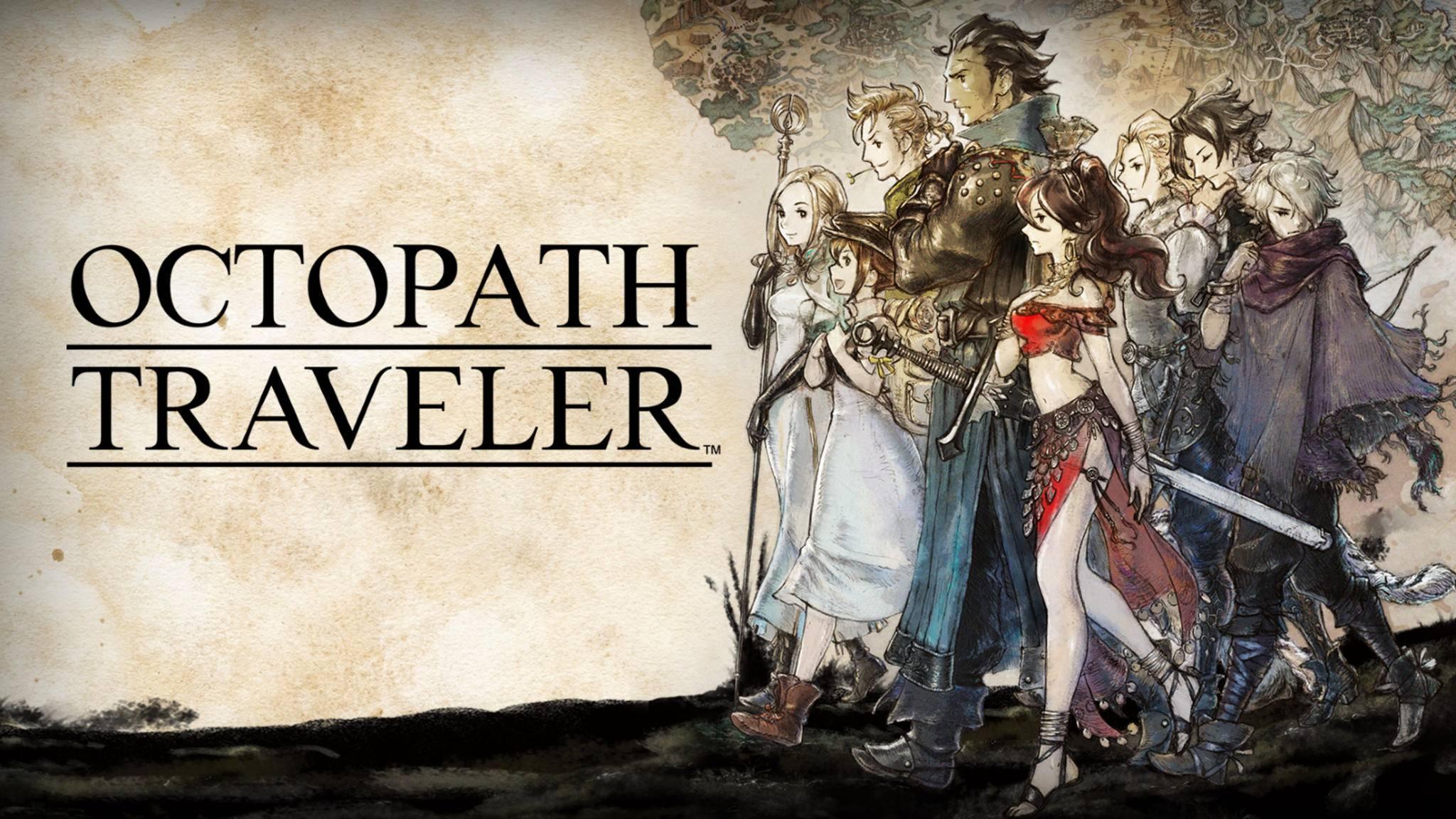 """""""Octopath Traveler"""" macht Retro-Jünger auf der Switch rundum glücklich – oder?"""