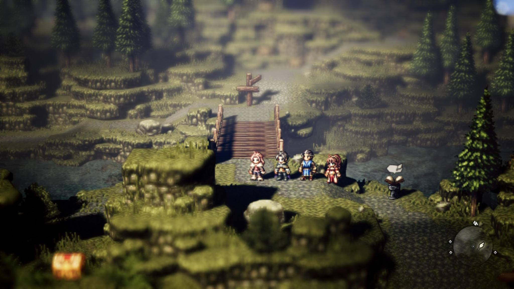 """Octopath Traveler"" kommt zu Steam."