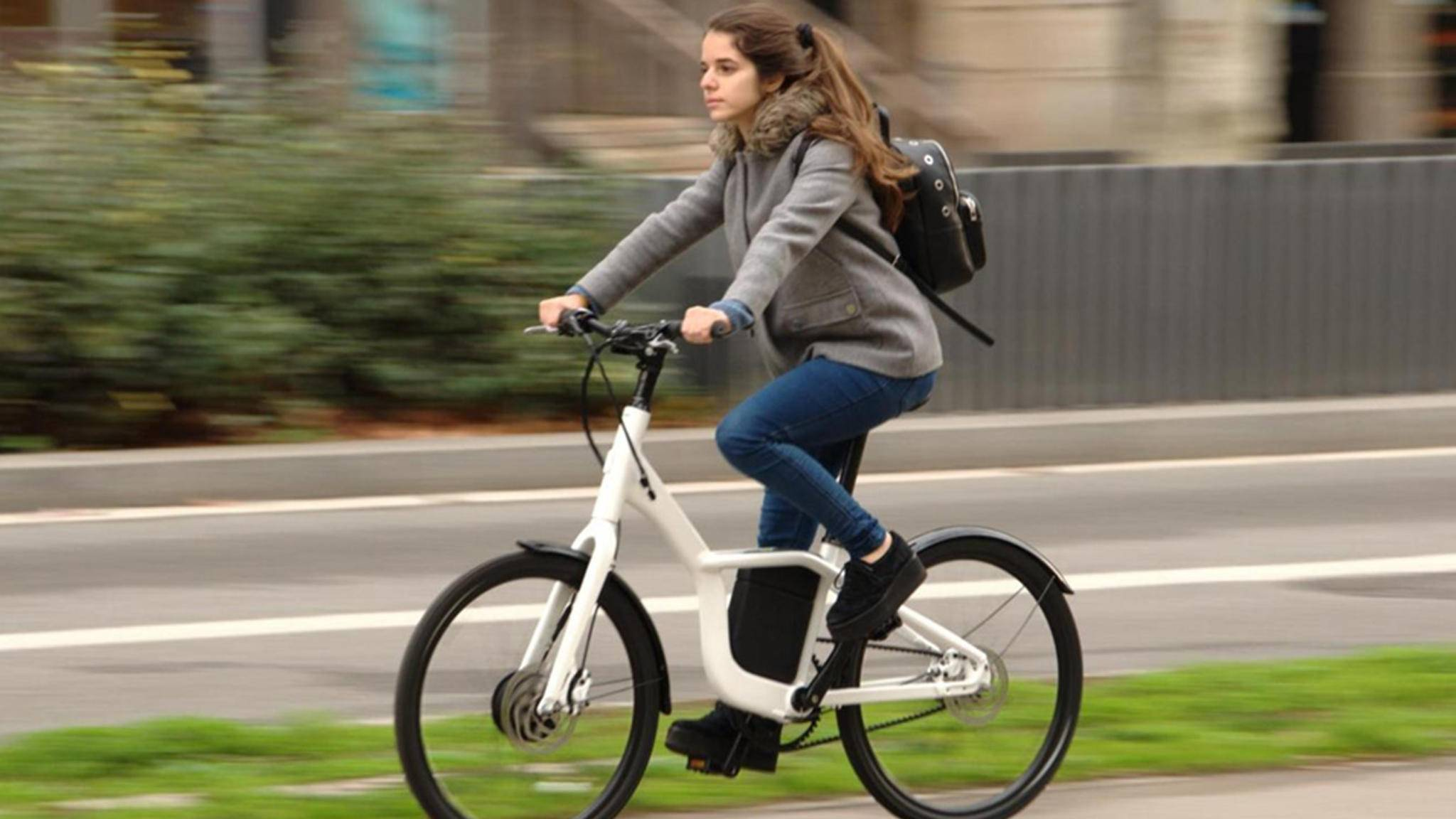Ein neues leichtes E-Bike ist bei Kickstarter auf Erfolgskurs.