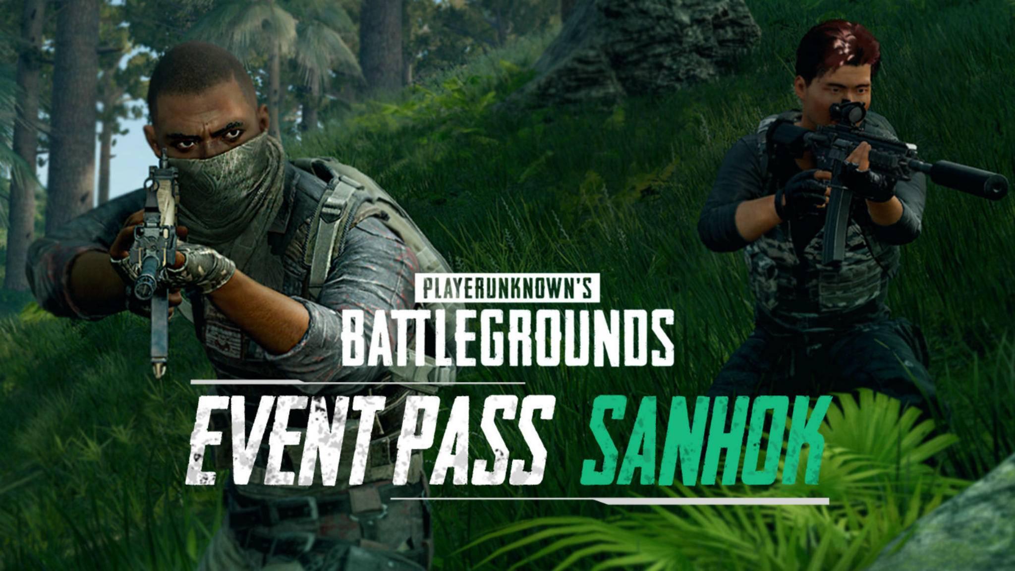 """So funktioniert der Event Pass in """"Playerunknown's Battlegrounds""""."""