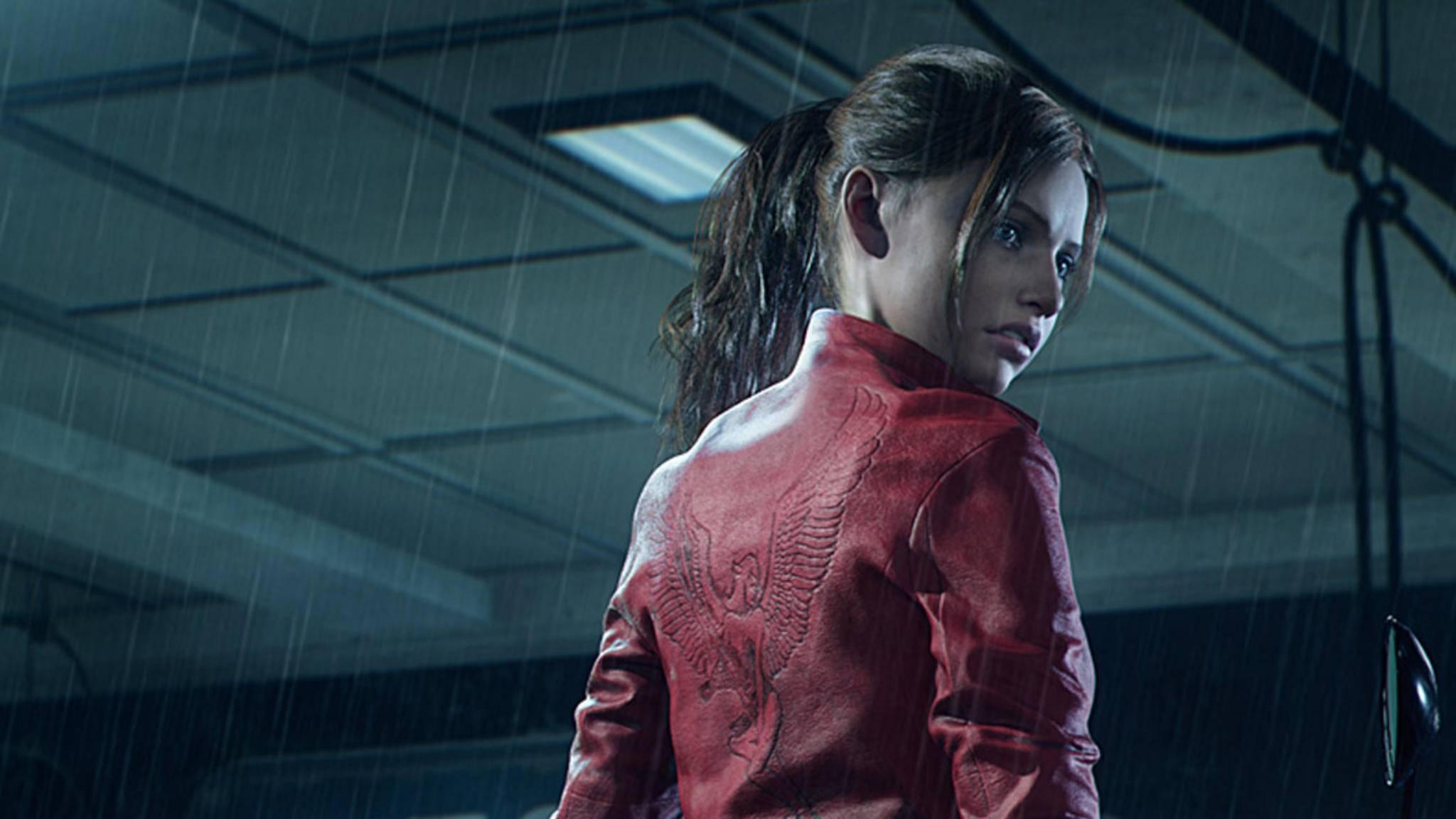"""So sieht Claire im """"Resident Evil 2""""-Remake aus."""