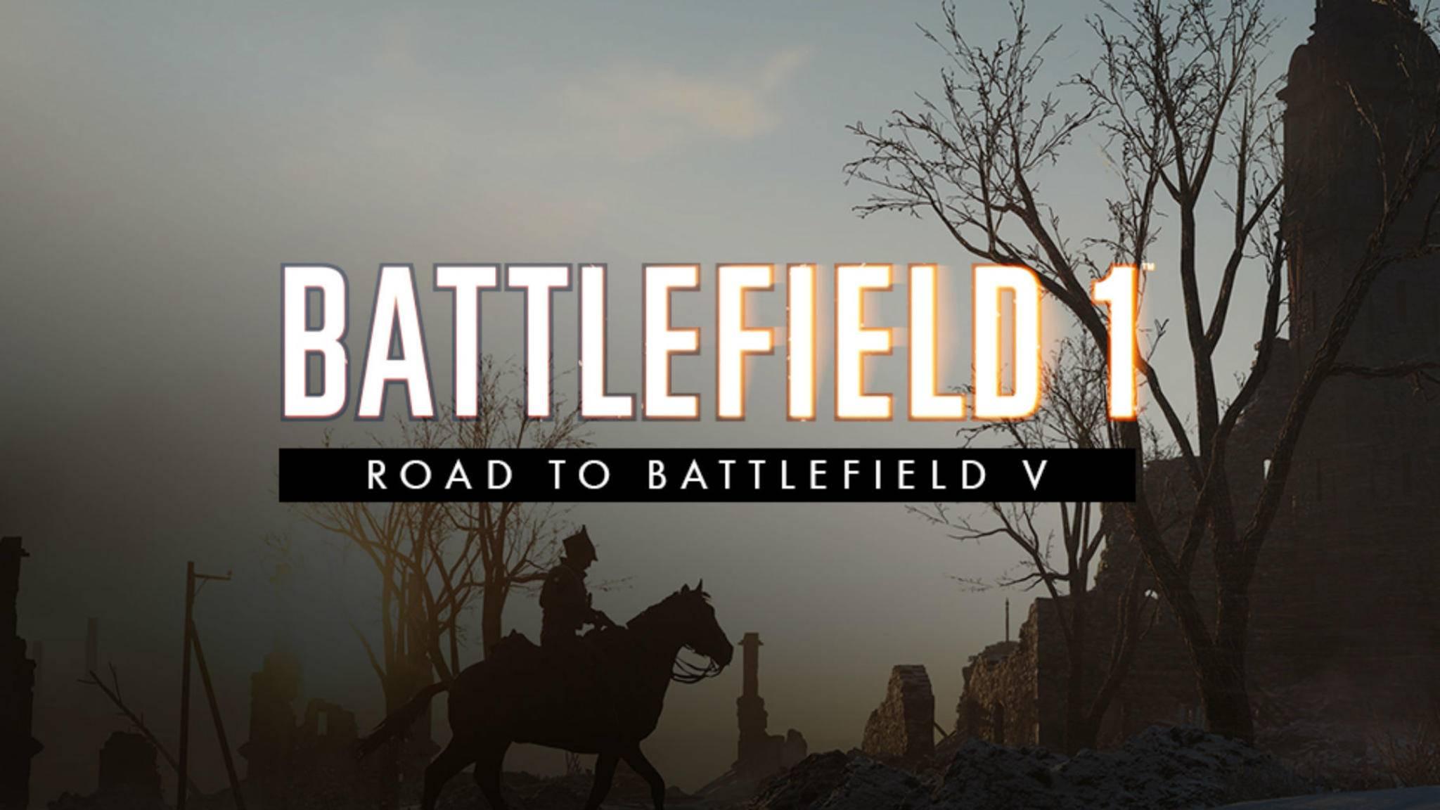 """Alle DLCs für """"Battlefield 1"""" werden kostenlos erhältlich sein."""