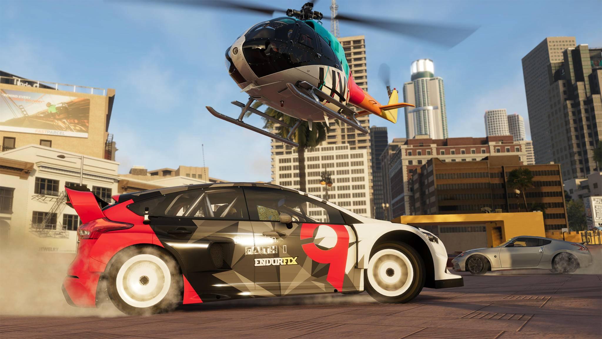 Du willst den Helikopter fliegen? Dann fang schon einmal an zu üben!