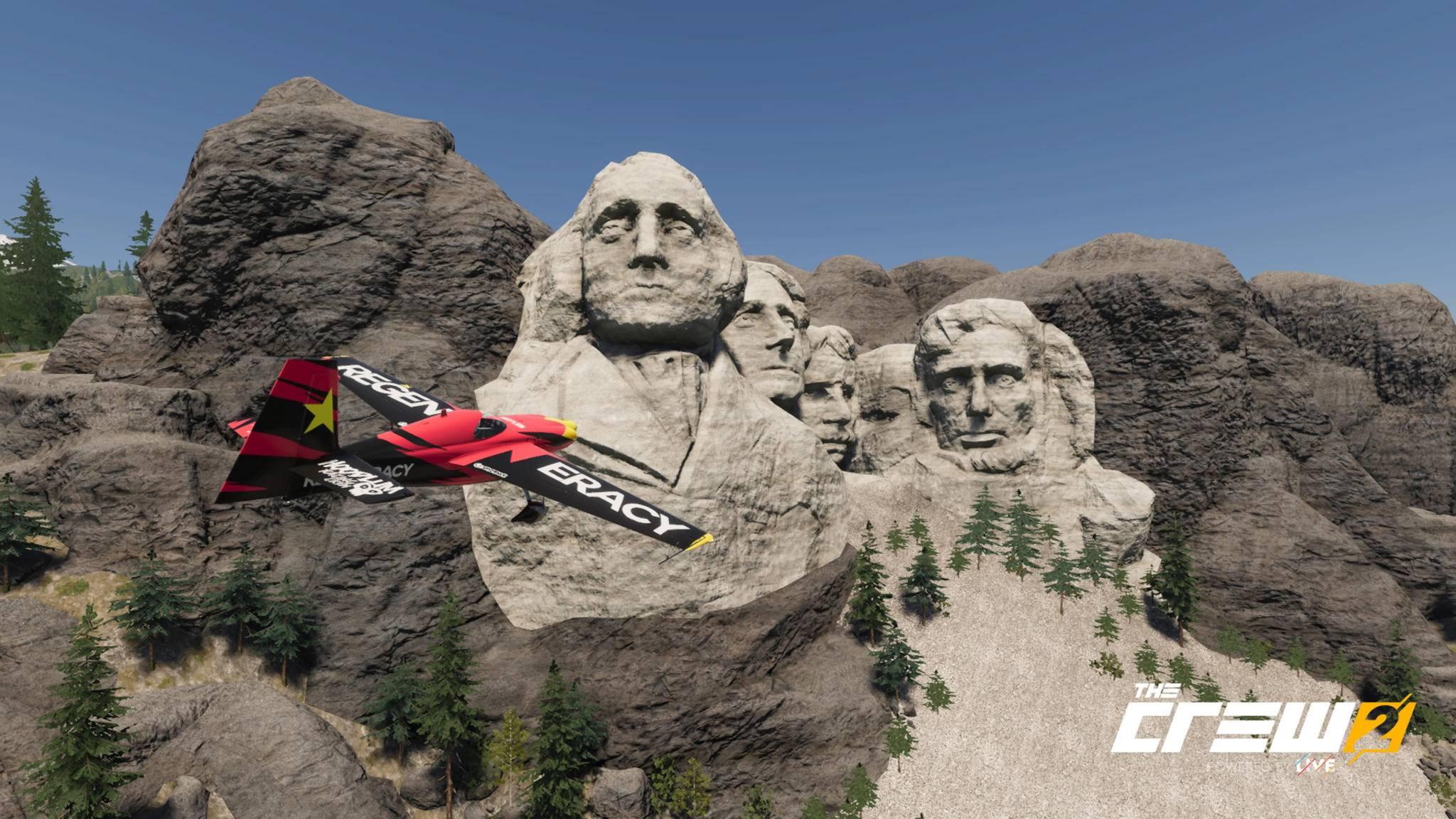 Wenn Du schon mal da bist, kannst Du auch gleich ein Foto vom Mount Rushmore schießen – dafür gibt's nämlich ein bisschen Extra-Geld.