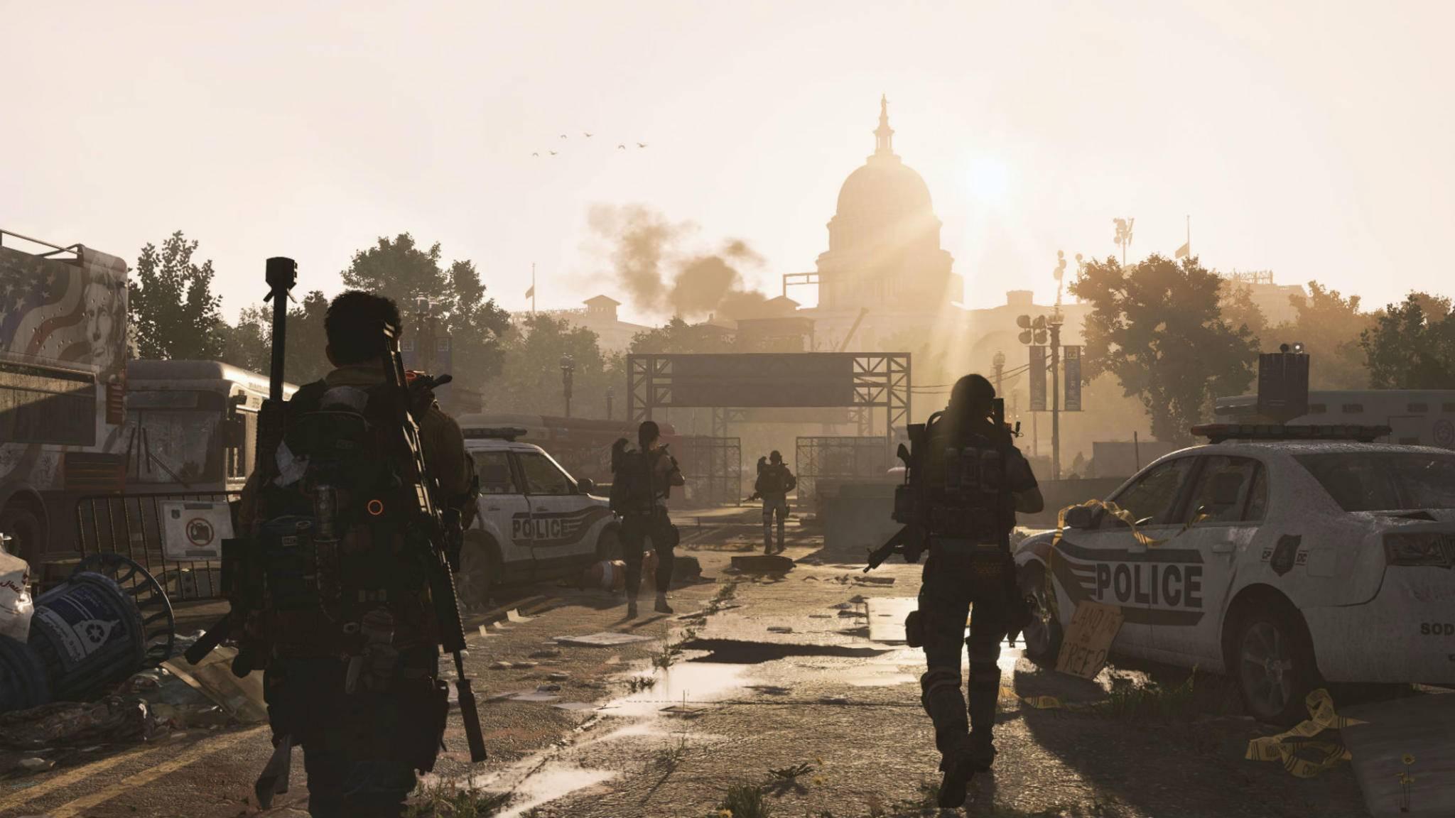 """Wer """"The Division 2"""" auf dem PC spielen will, kommt um den Epic Store oder Uplay nicht herum."""