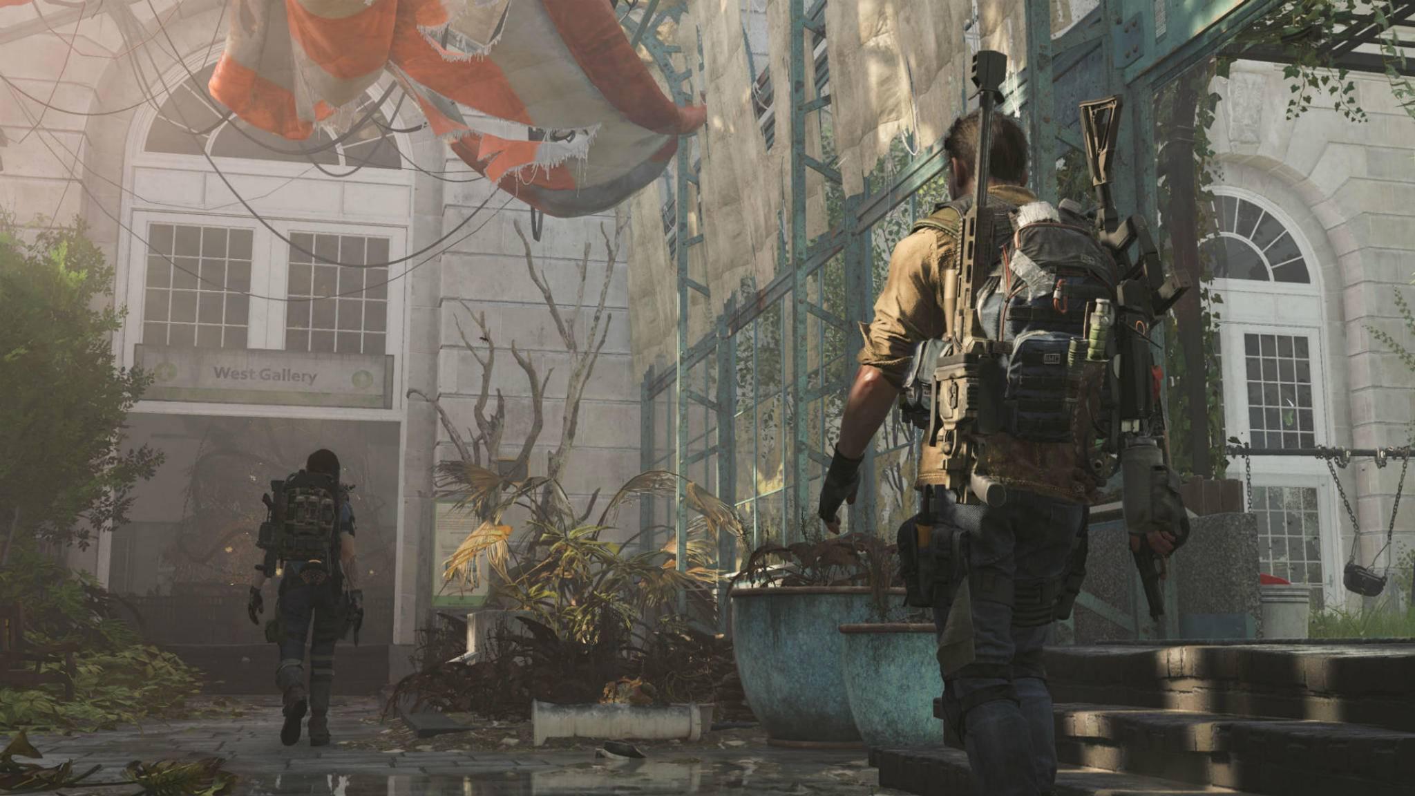 """""""Ich arbeite am liebsten allein!"""" – Bereitet Ubisoft einen Singleplayer-Ableger von """"The Division 2"""" vor?"""