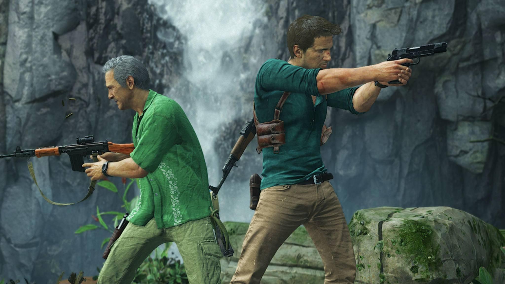"""""""Uncharted 4"""": Nathan Drake hat jede Menge Glück!"""