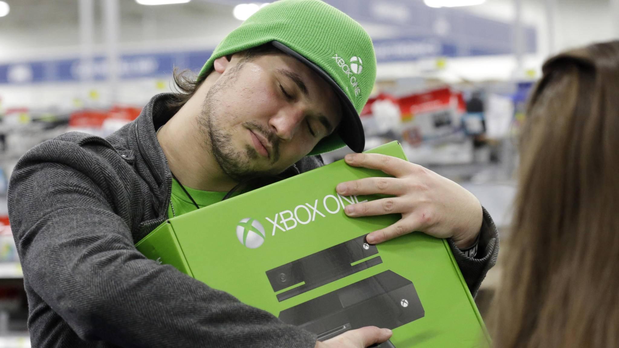 Laut Microsoft bevorzugen Hardcore-Gamer die Xbox.
