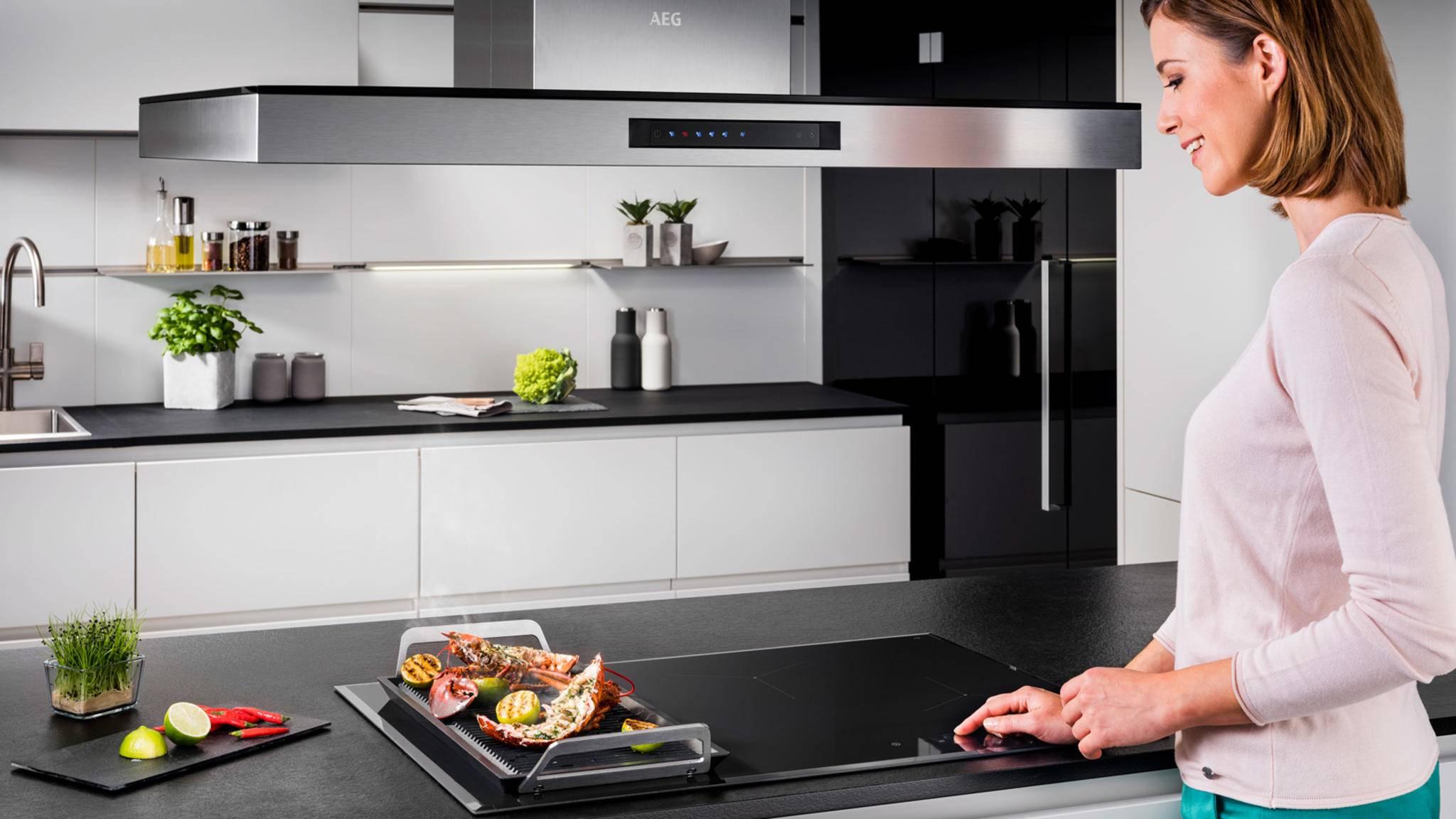 Smarter kochen – moderne Kochfelder erleichtern mit cleveren Features den Küchenalltag.