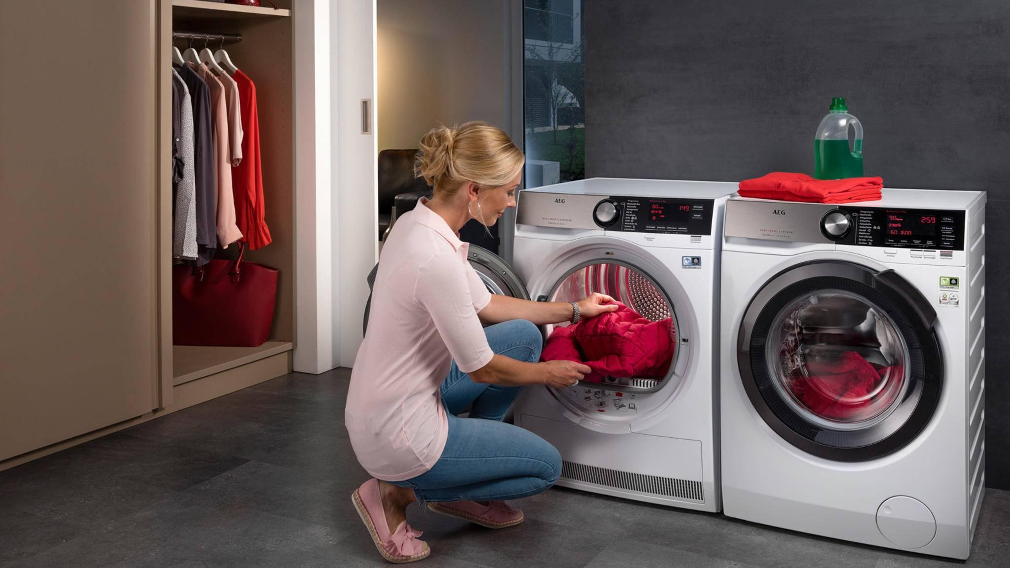 AEG hat auf der IFA 2018 eine Neuheit in Sachen Waschmitteloptimierung vorgestellt.