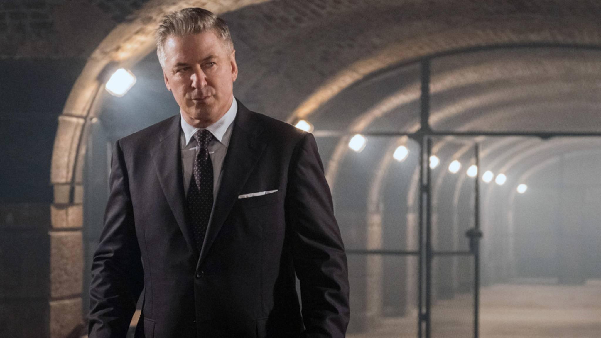 """Alec Baldwin war zuletzt mit """"Mission: Impossible – Fallout"""" in den Kinos zu sehen. Jetzt legt der 60-Jährige nach."""