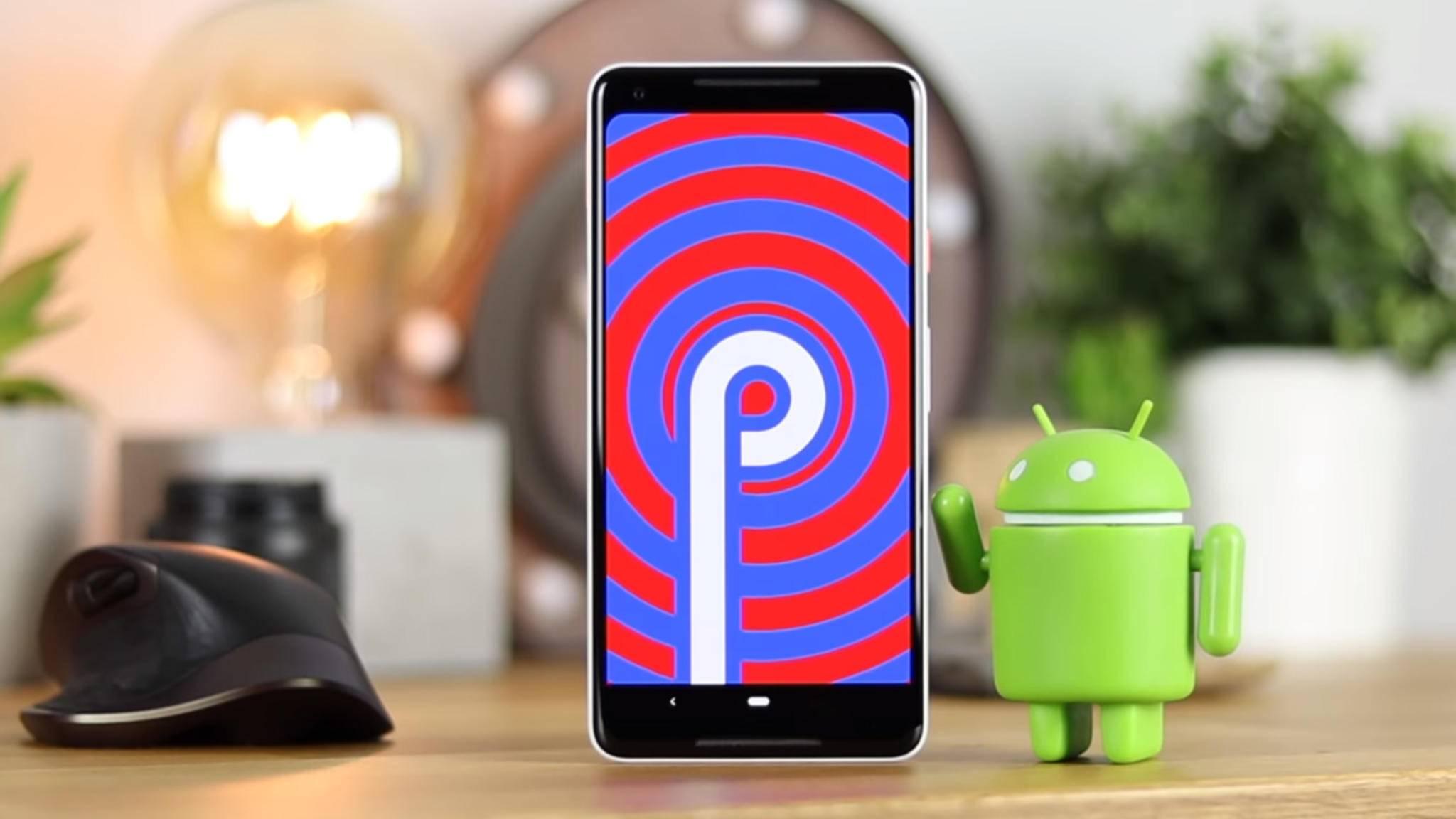Welches Smartphone kommt in den Genuss von Android Pie?