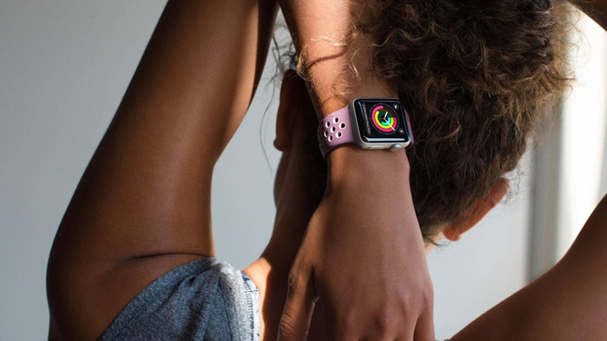 Trackt die Apple Watch künftig nicht nur Kalorien, sondern auch schädliche Gase?