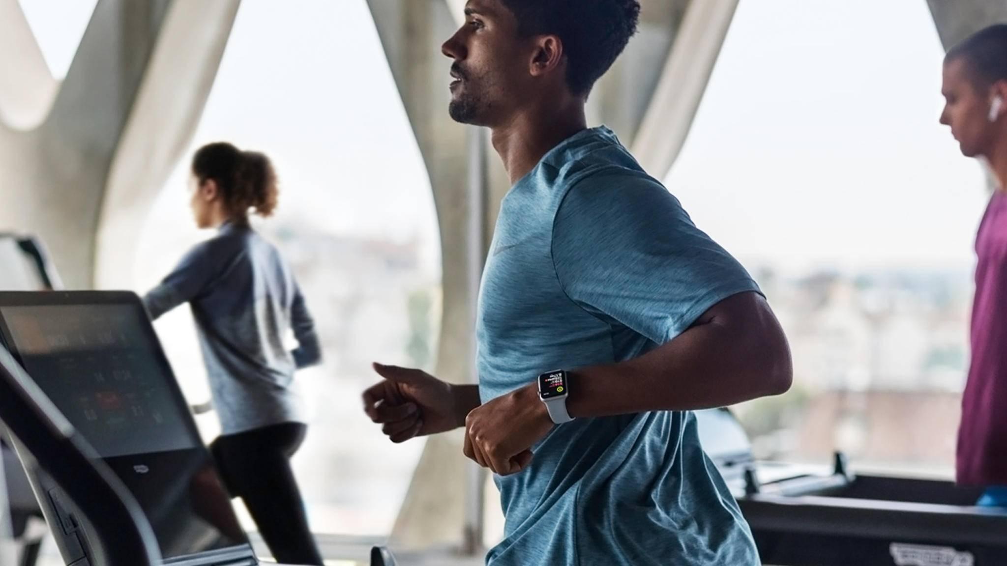 Das Aura-Armband erweitert die Apple Watch um einige Health-Funktionen.