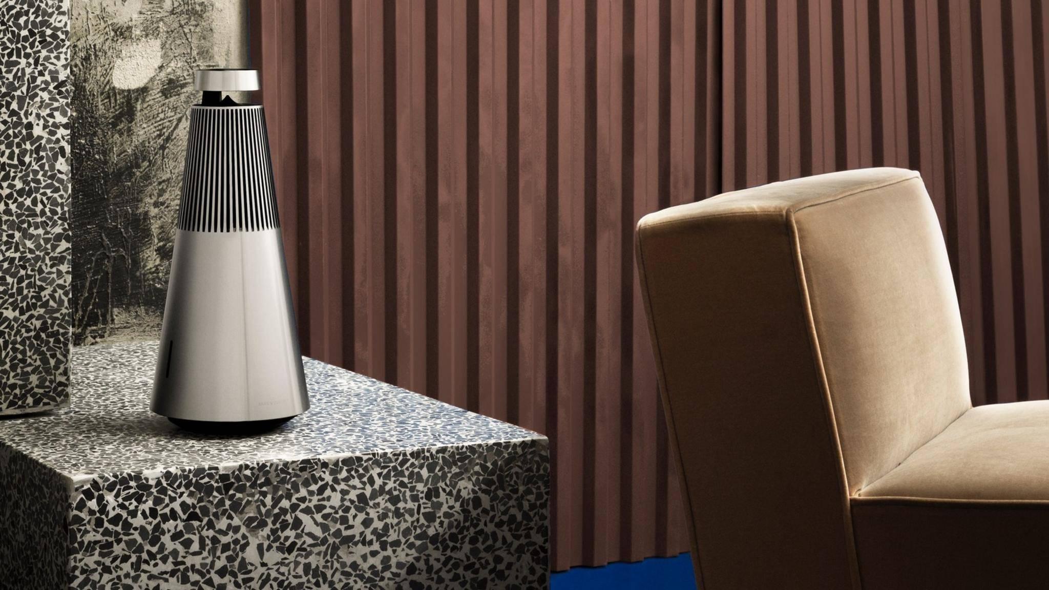 Die neuen BeoSound-Lautsprecher von Bang & Olufsen unterstützen den Google Assistant.