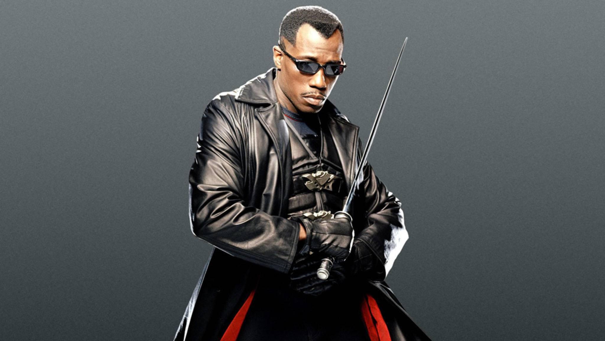 """Mit """"Blade: Trinity"""" war die Vampirjäger-Trilogie eigentlich abgeschlossen – doch Blade könnte wieder auferstehen."""